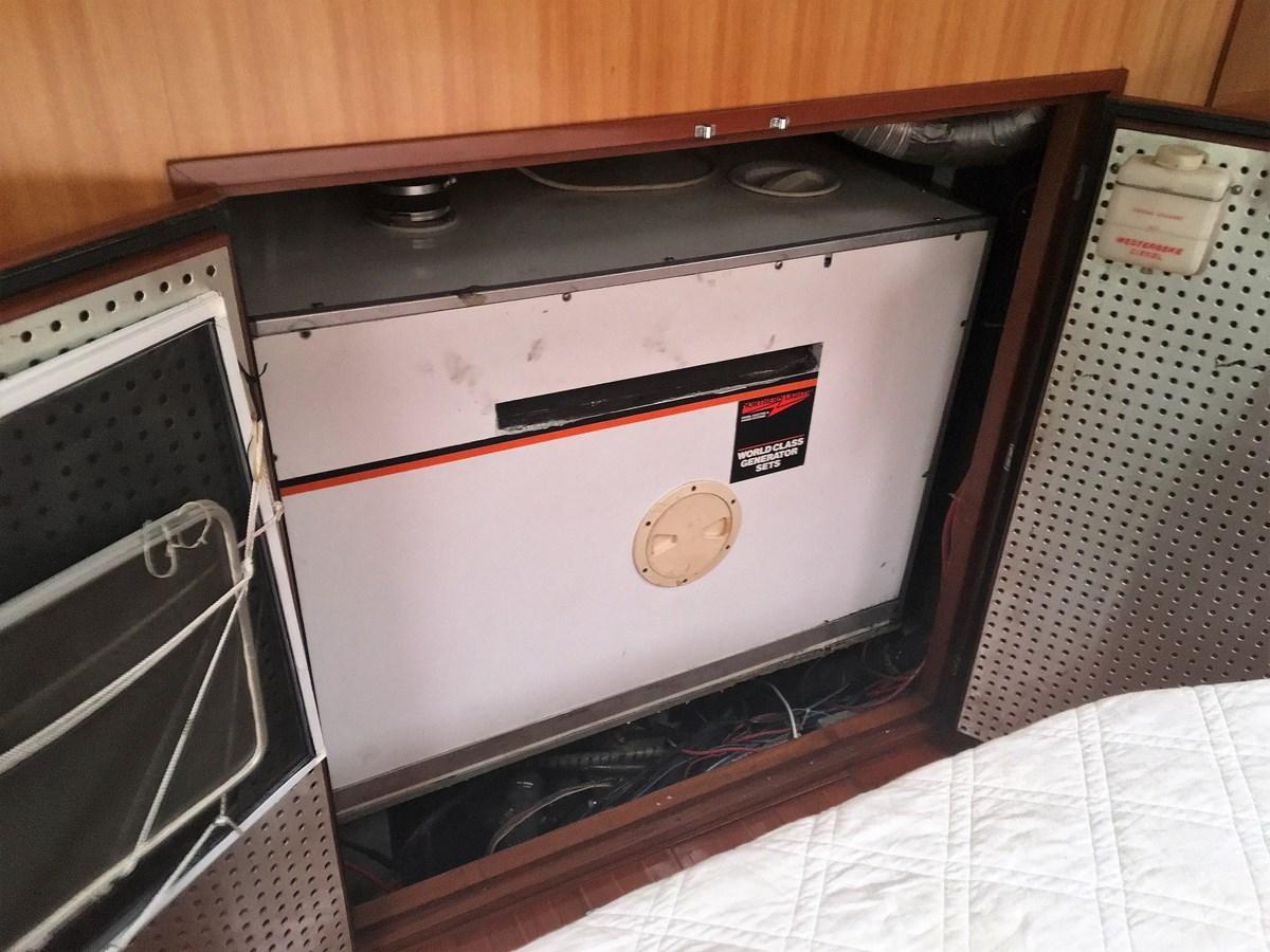 1990 65' Tayana - 65 TAYANA For Sale