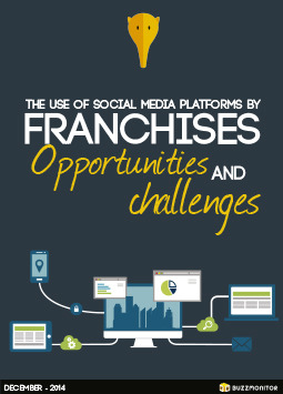 THE USE OF SOCIAL MEDIA PLATFORMS BY FRANCHISES - Opportunities and challenges