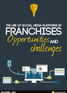 THE USE OF SOCIAL MEDIA PLATFORMS BY FRANCHISES - Opprtunities and challenges