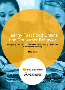 Healthy Fast Food Chains and Consumer Behavior