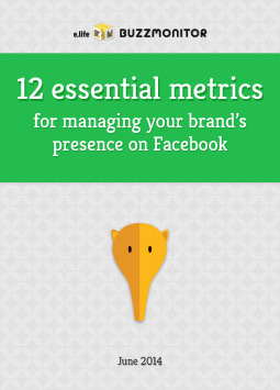 12 essential metrics for managing your brand's presence on Facebook