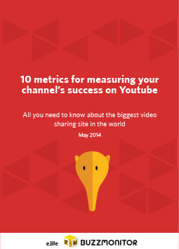 10 metrics for measuring your channel's success on Youtube