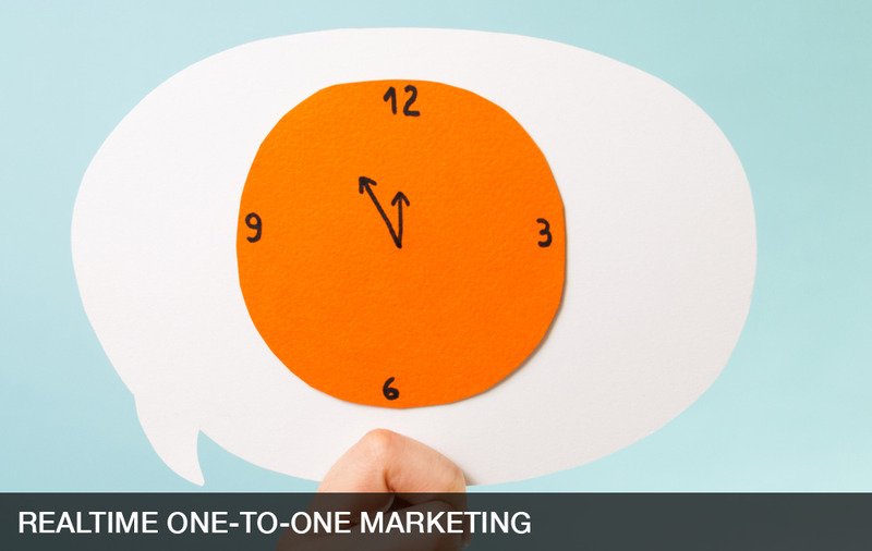 El marketing one-to-one en tiempo real ya está aquí