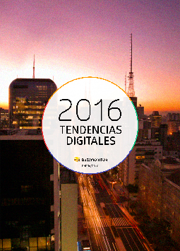 Tendencias Digitales 2016