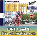 Health & Wellness Channel  Livestreaming Music City Nationals Sat & Sun