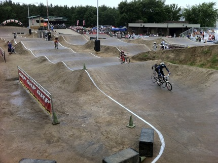 Pineview Park BMX - St Cloud, MN