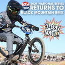 2021 USA BMX National Series Returns to Black Mountain BMX