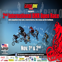 "2nd annual International Championship of ""Global Open BMX"" is set"