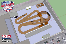 USA BMX reveals layout for this year's Grands Track