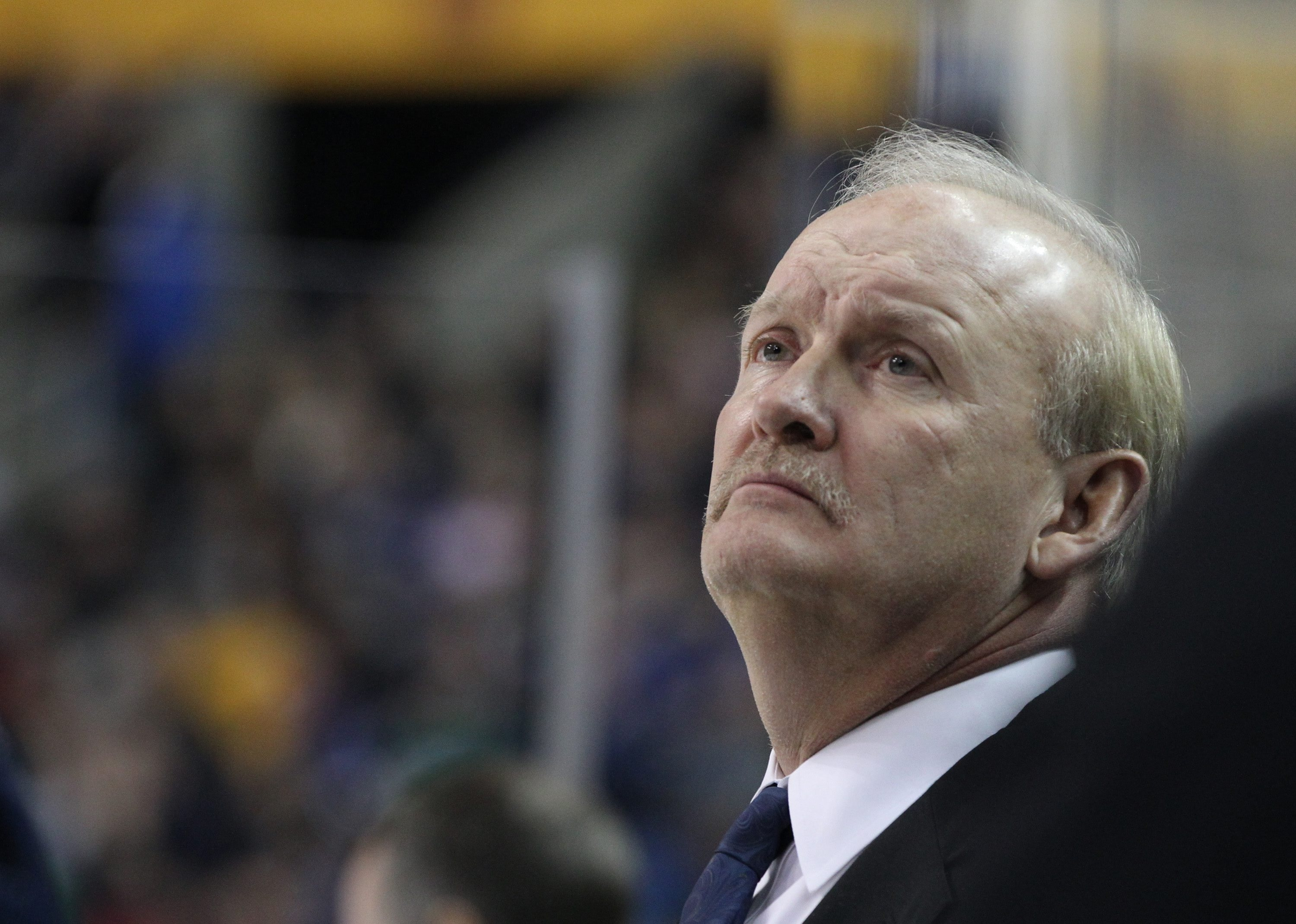 Lindy Ruff was Sabres coach for nearly 16 years.