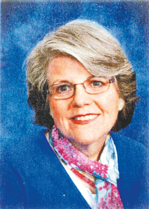 Margie Weber would like to see handwritten letters make a comeback.