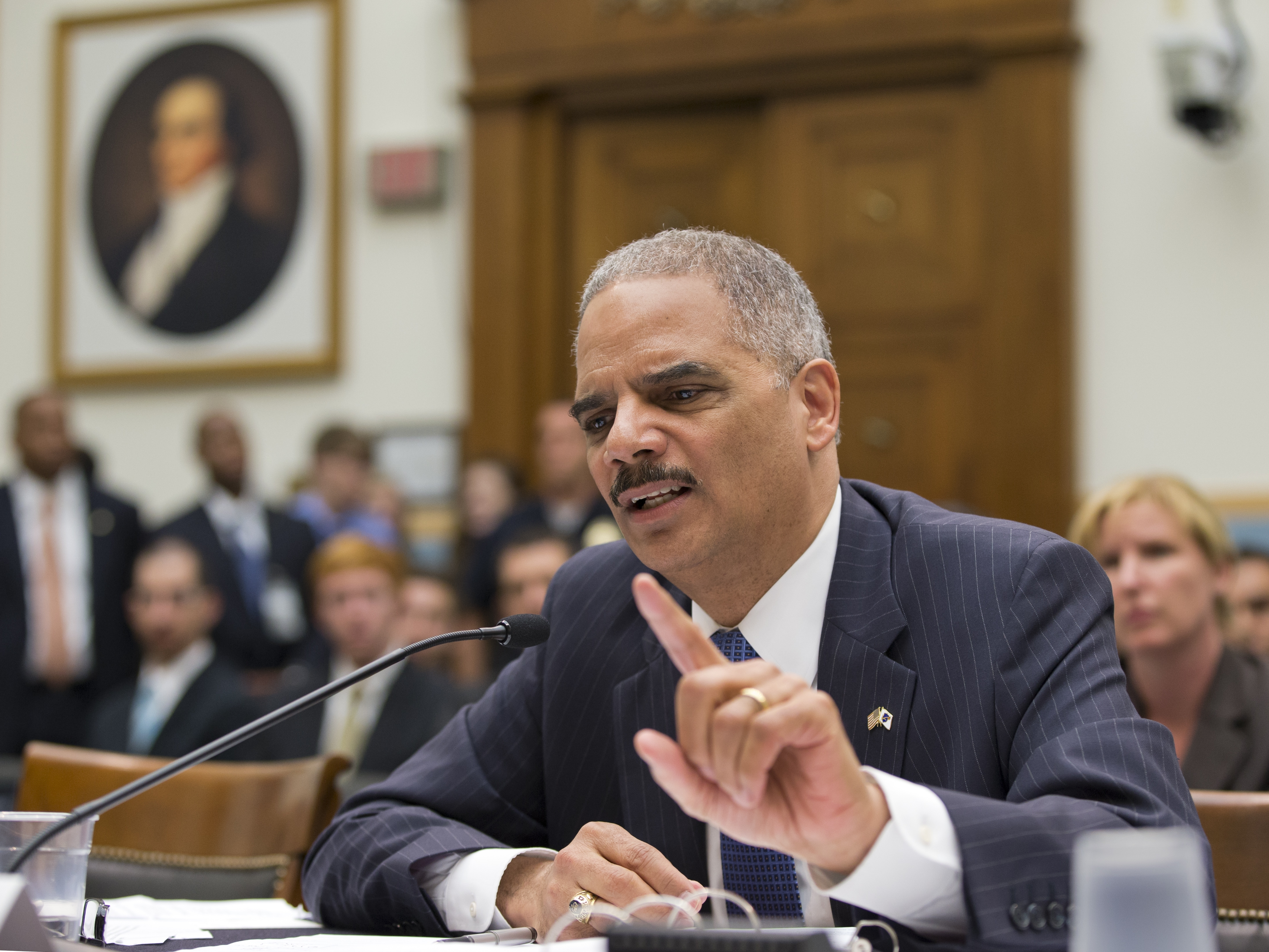 Attorney General Eric Holder should do the president and the nation a favor and resign.