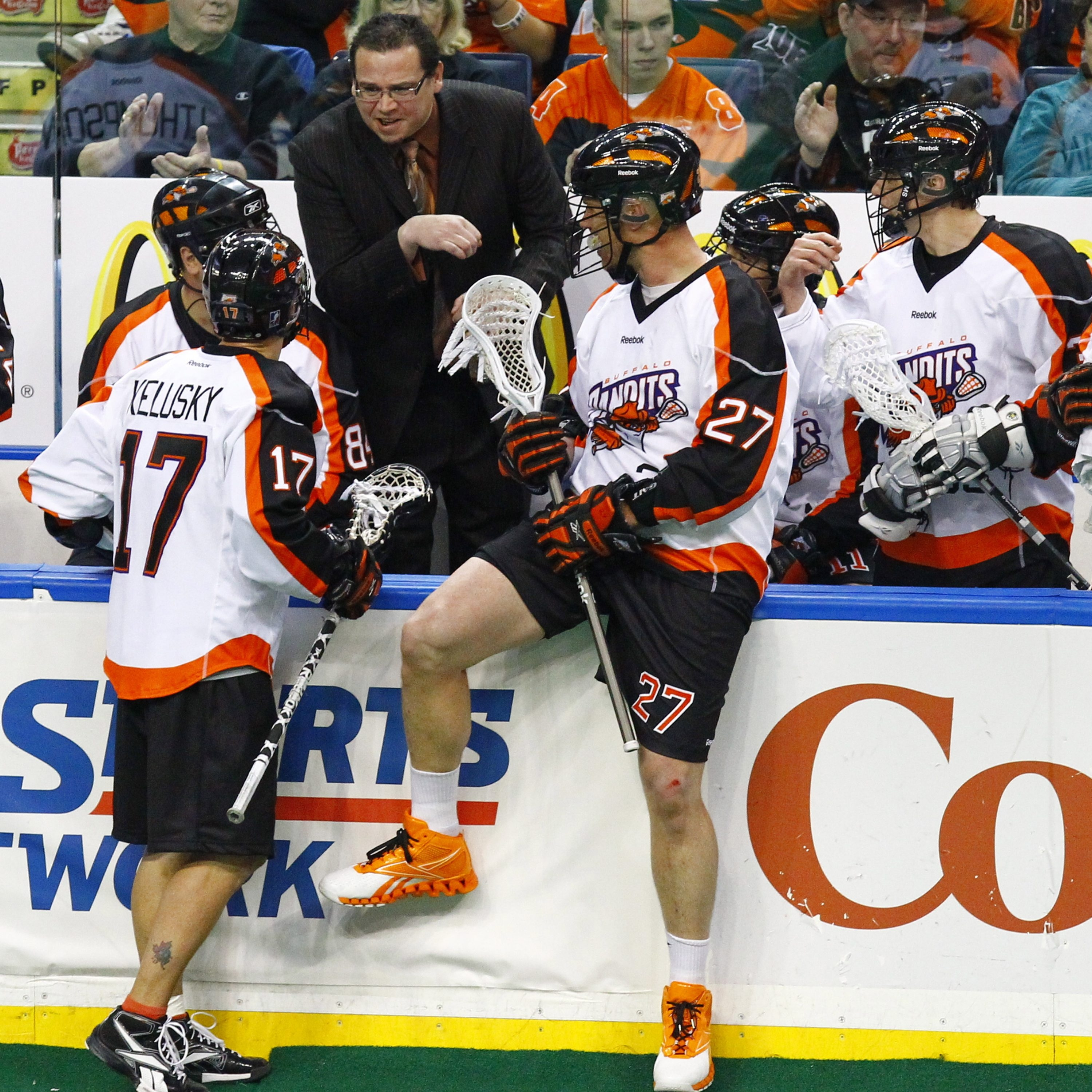 Darris Kilgour and the Bandits will no longer be synonymous with each other. The National Lacrosse League Hall of Famer helped the franchise win three titles as a player and led the Bandits to their fourth championship in his 11 seasons as a coach.