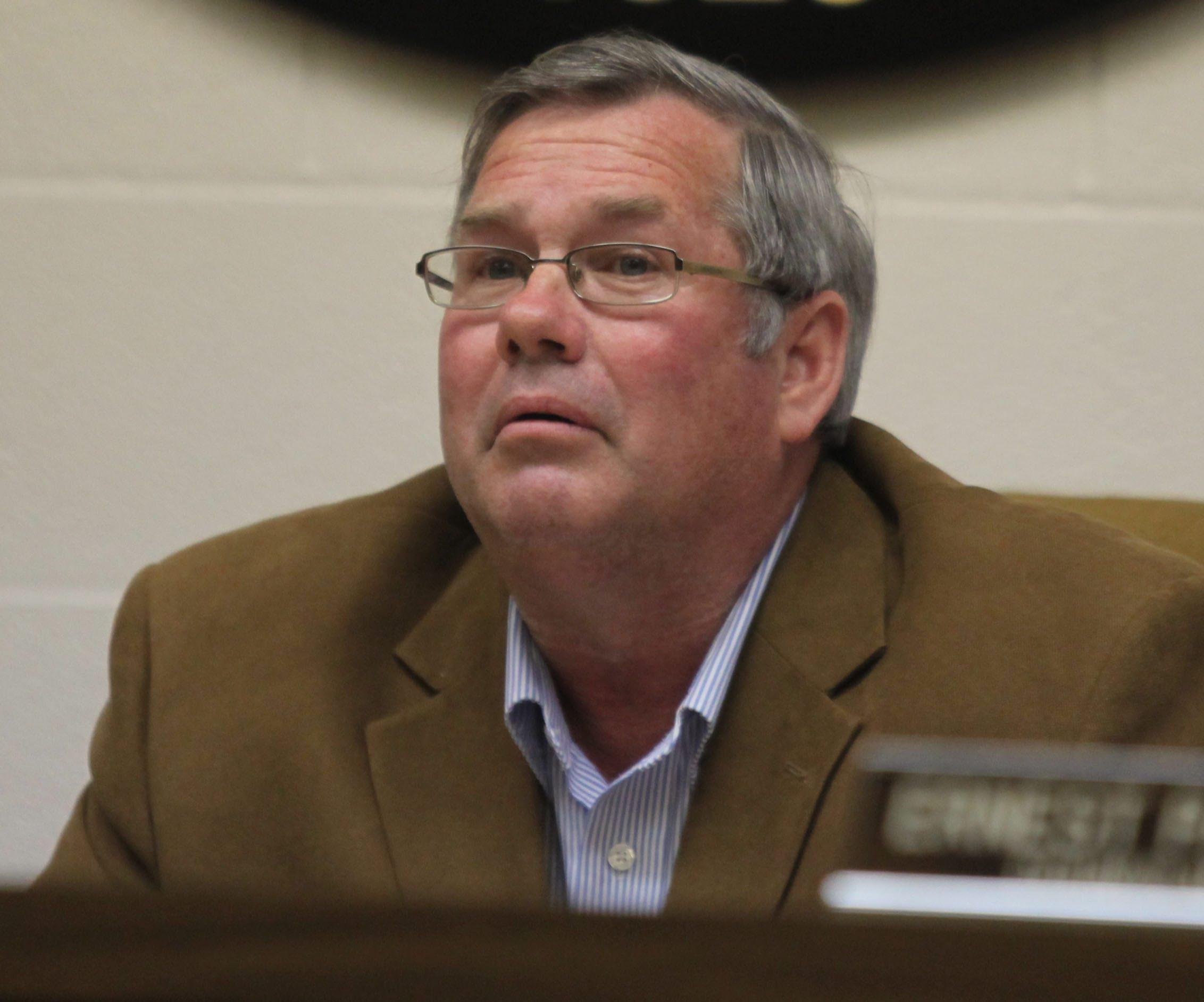 Lewiston Supervisor Steven Reiter plans a re-election run.