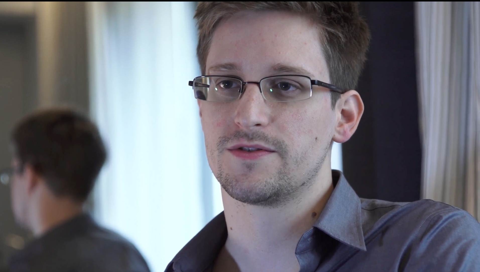With his revelation that the National Security Agency was collecting telephone records of American citizens, Edward Snowden has touched off a debate about how much surveillance is enough. (AP photo)