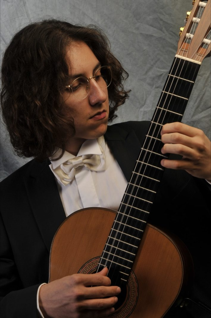 Celil Refik Kaya performs Friday with the Buffalo Philharmonic Orchestra.