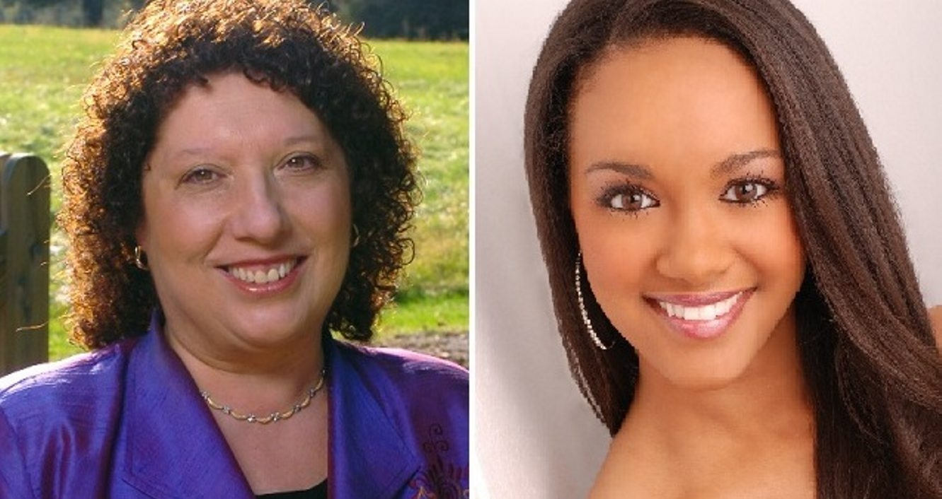 Buffalo native Rose Ciotta, left, is joining Channel 4. SUNY Buffalo State graduate Desiree Wiley will start at Channel 7.