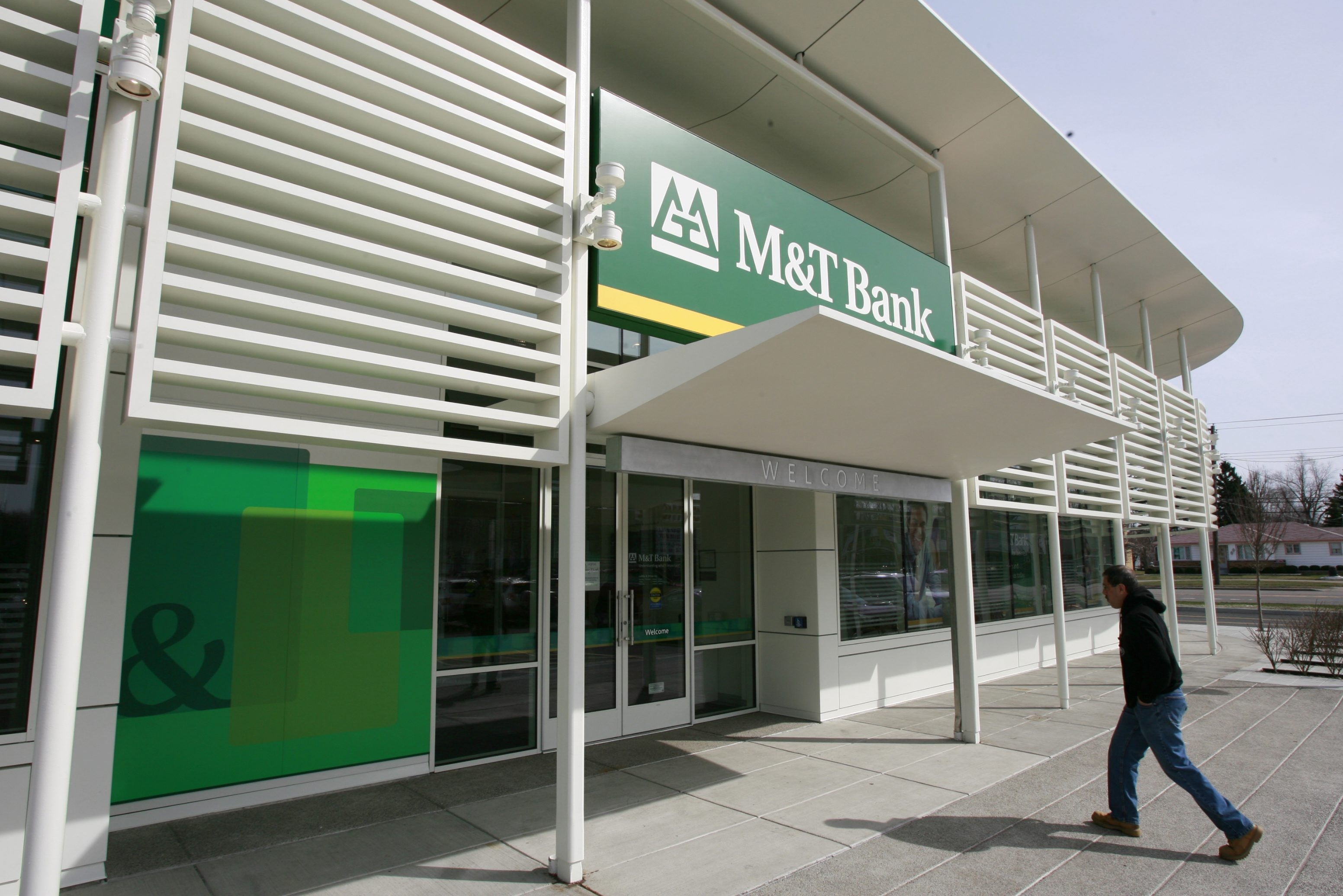 M&T Bank also continues to benefit from the effect of HSBC's divestiture of its upstate retail network.