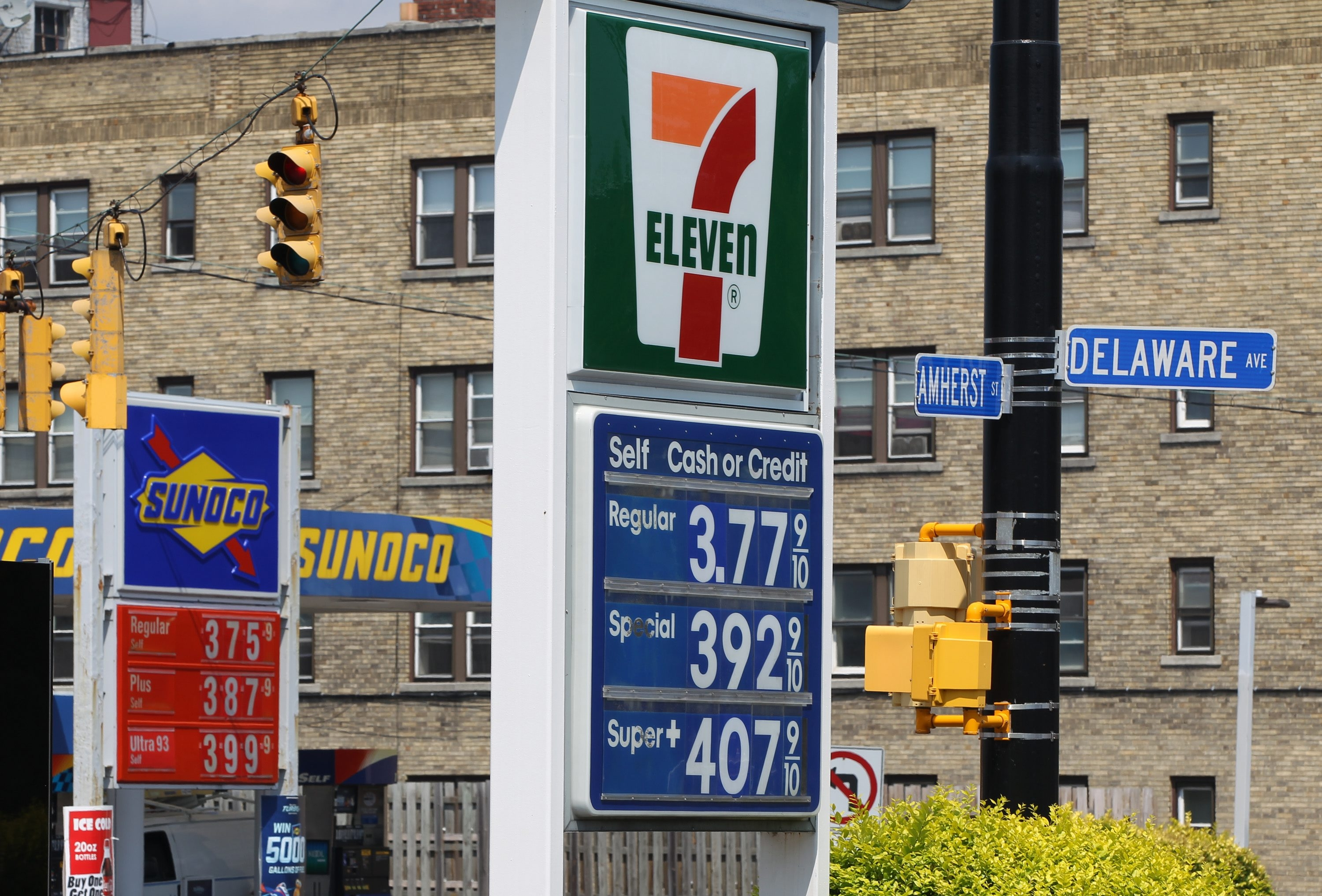Gas prices in the region have risen 9 cents in the past 8 days, and one analyst thinks an additional 20-cent increase is possible by mid-August, pushing the local price near the $4-a-gallon mark.