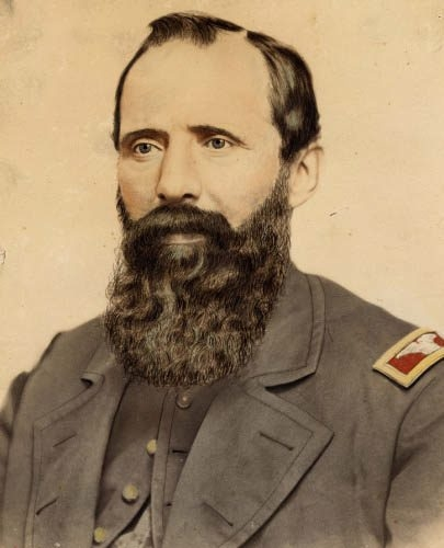 Capt. Michael Wiedrich and Wiedrich's Battery helped the Union keep the high ground at Gettysburg.