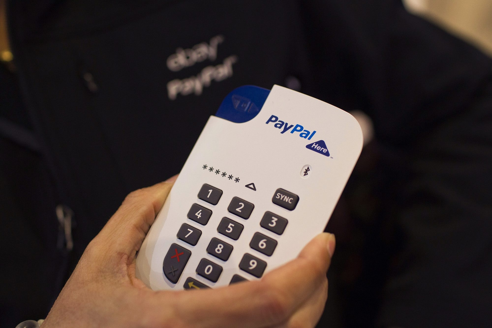PayPal, with its new chip-and-pin payment device for small businesses, is up against some cutthroat competition.