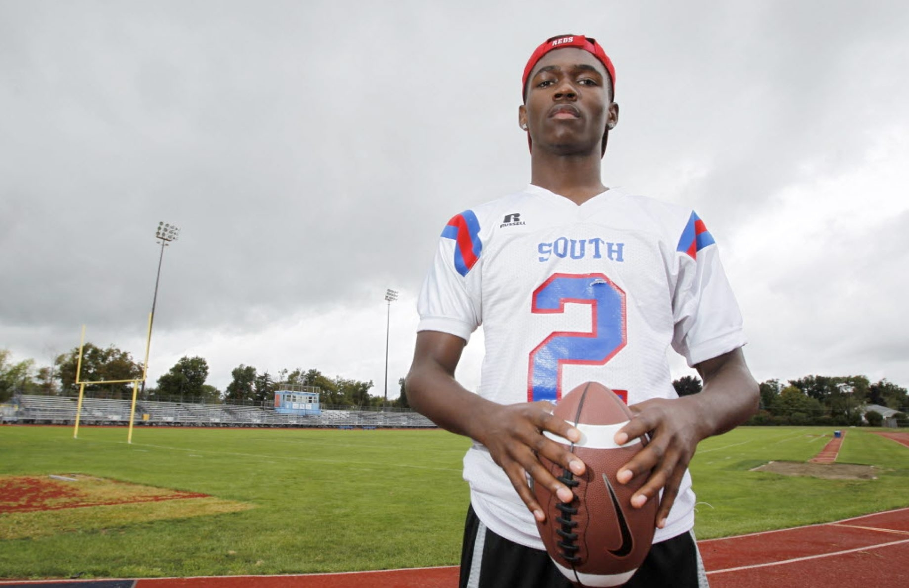 Williamsville South High grad Chaquiel Nettles is trying to earn a place on the Robert Morris U football team after some soccer moms in Amherst embraced the East Side teen and saw to it that he got his chance.
