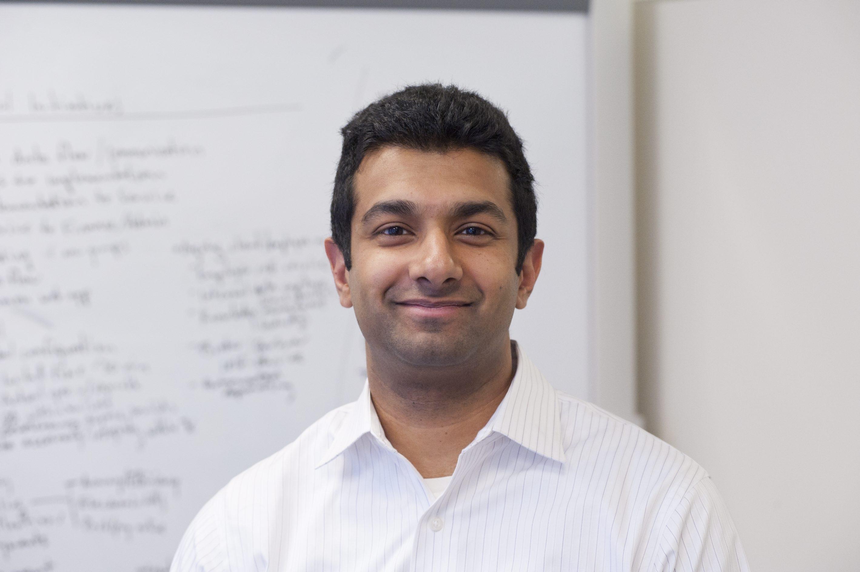 Ashok Subramanian, CEO of Liazon.