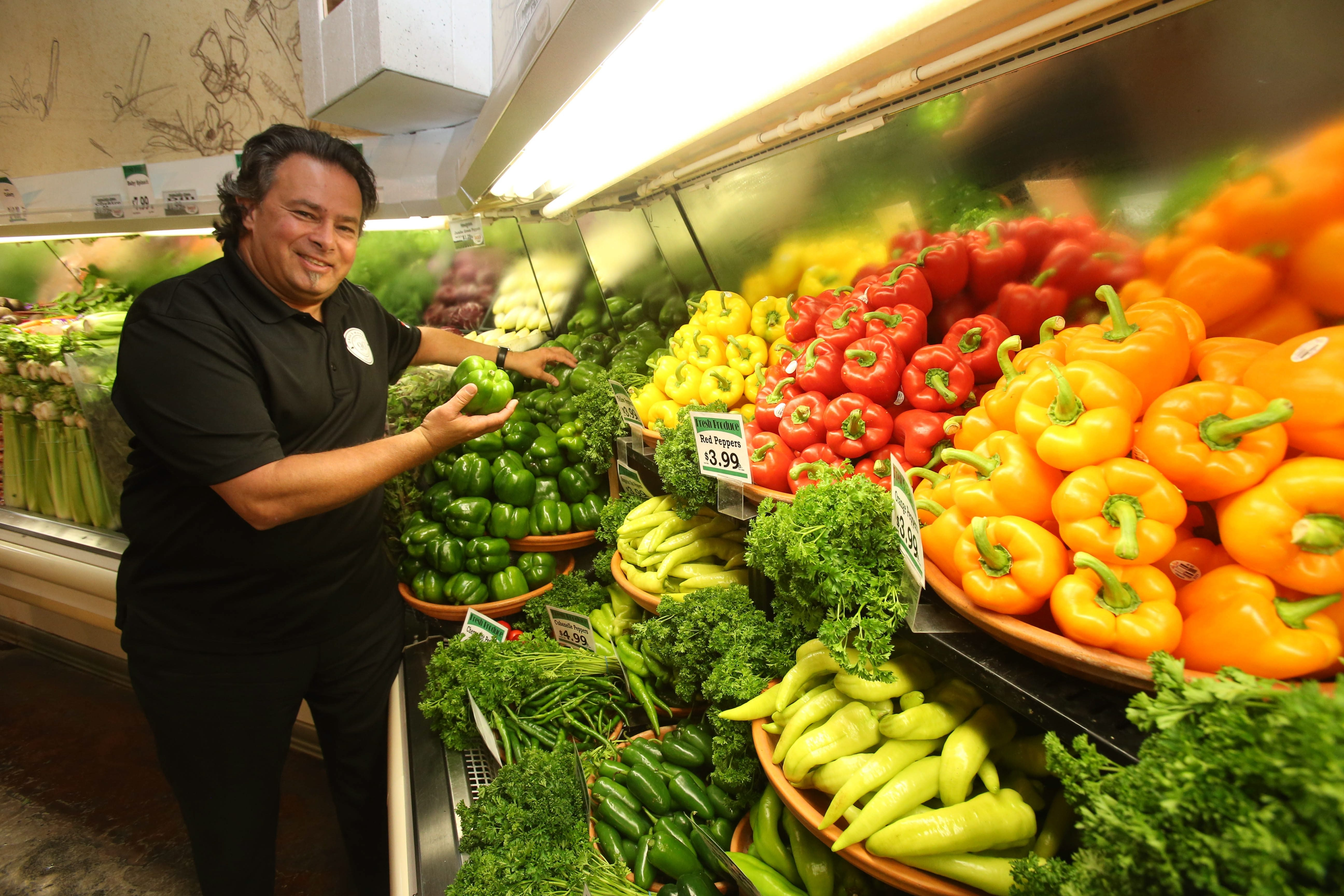 Eating more healthy foods could help reduce obesity rates among the 47 million Americans who receive SNAP benefits.