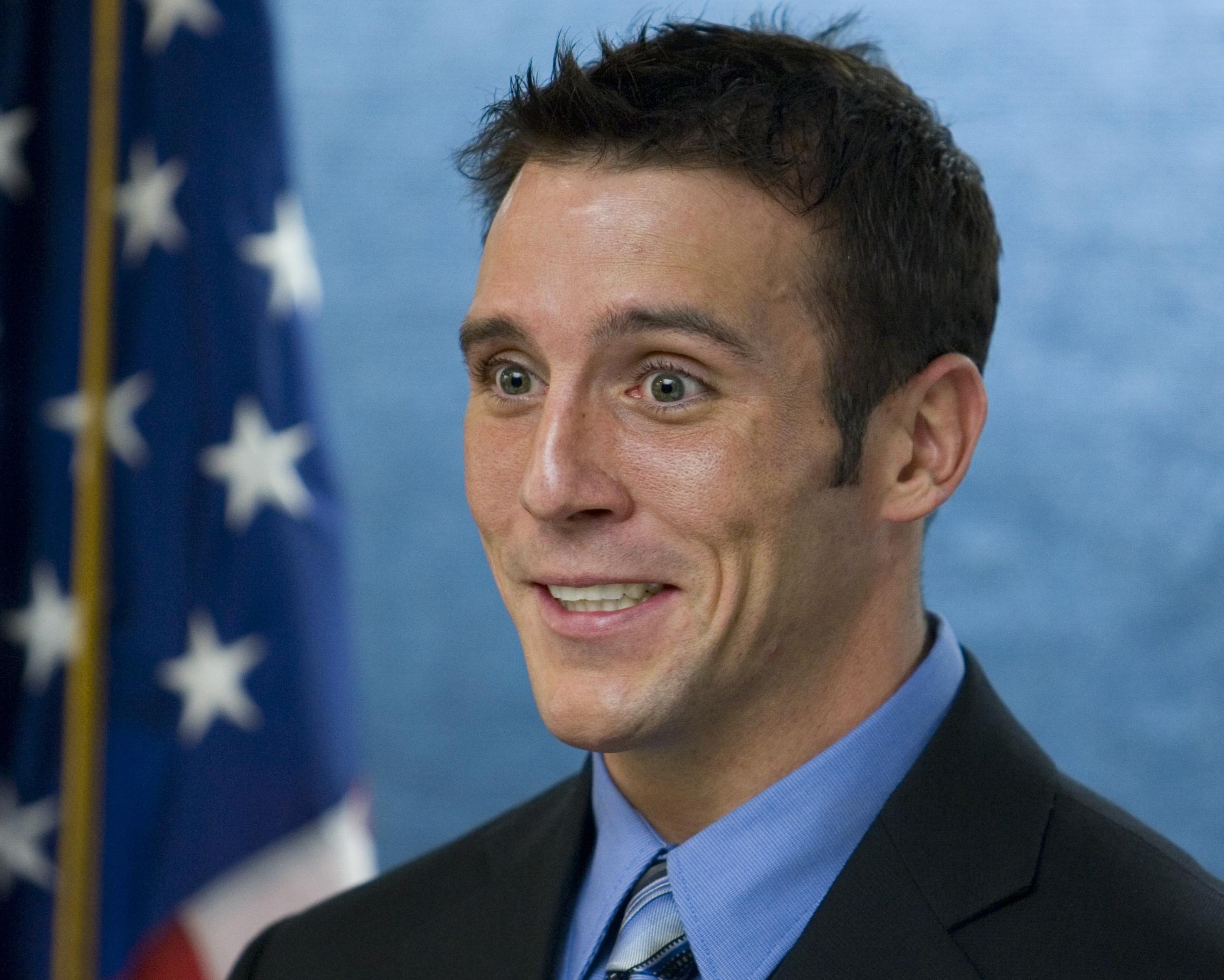 "Darren Manzella took his case to ""60 Minutes."""