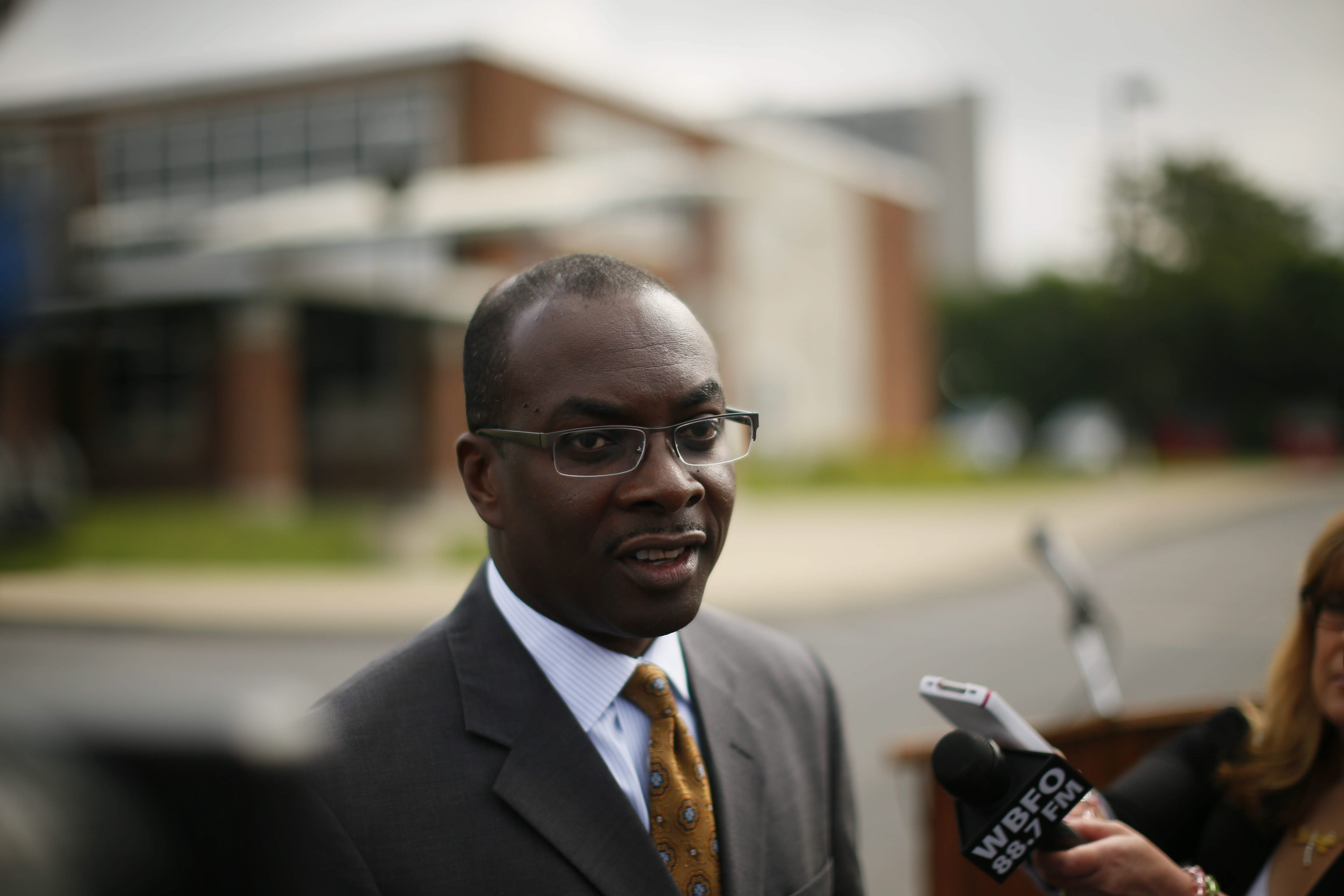Mayor Byron W. Brown is working to reverse public perceptions that he has not been engaged in the issues involving the Buffalo Public Schools.