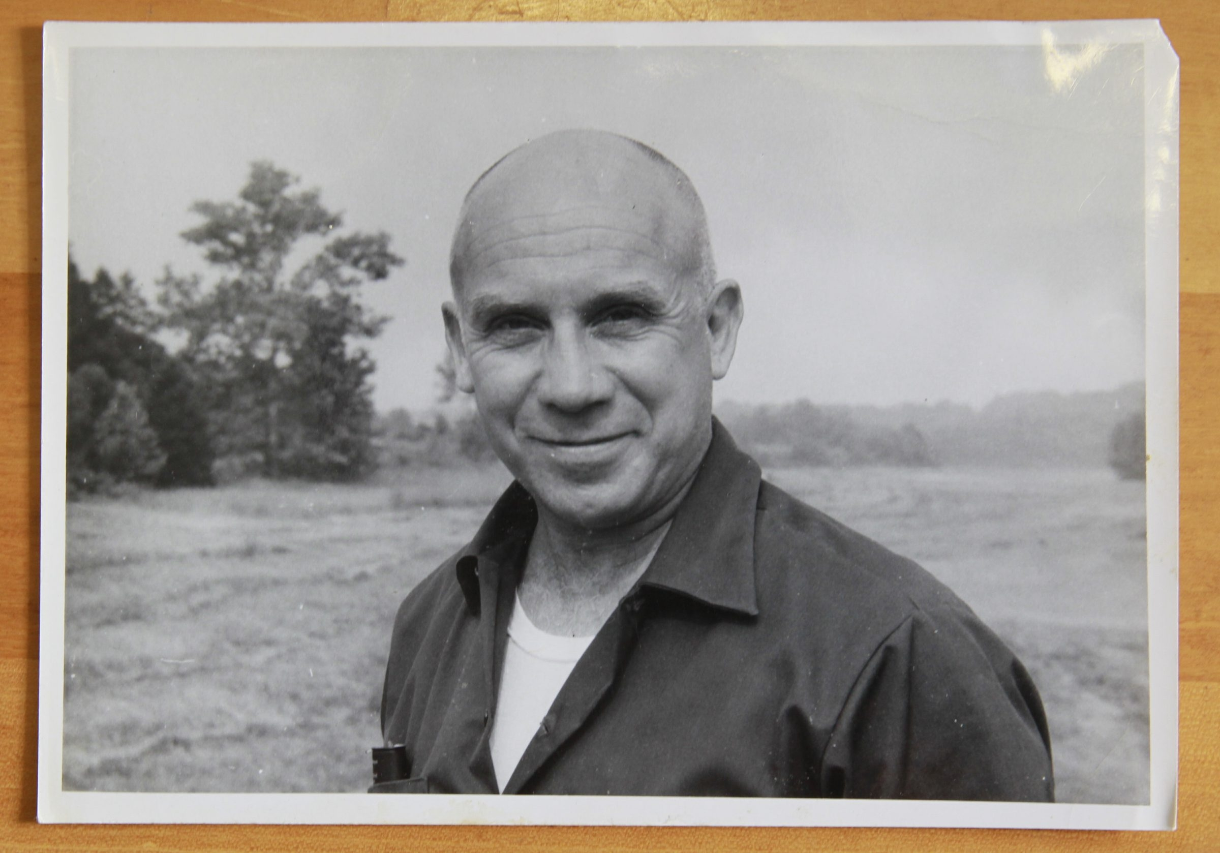 Thomas Merton spent time on the St. Bonaventure campus before becoming a Trappist monk.