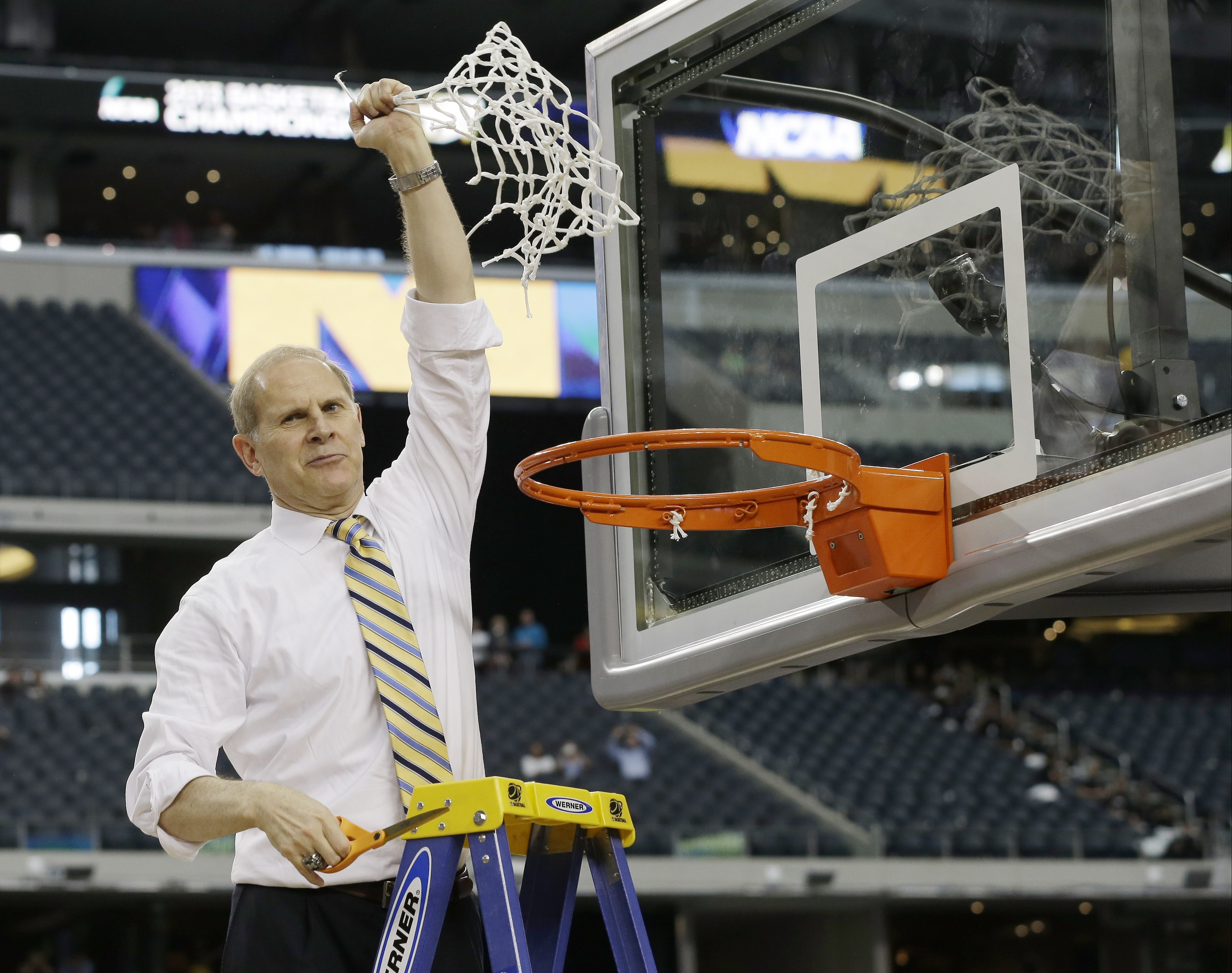 """""""It's important that DeSales is able to bring back the alums and raise money for what I think is a terrific cause, a terrific way to continue Catholic education in that area.""""   – DeSales alumnus John Beilein, basketball coach at University of Michigan"""