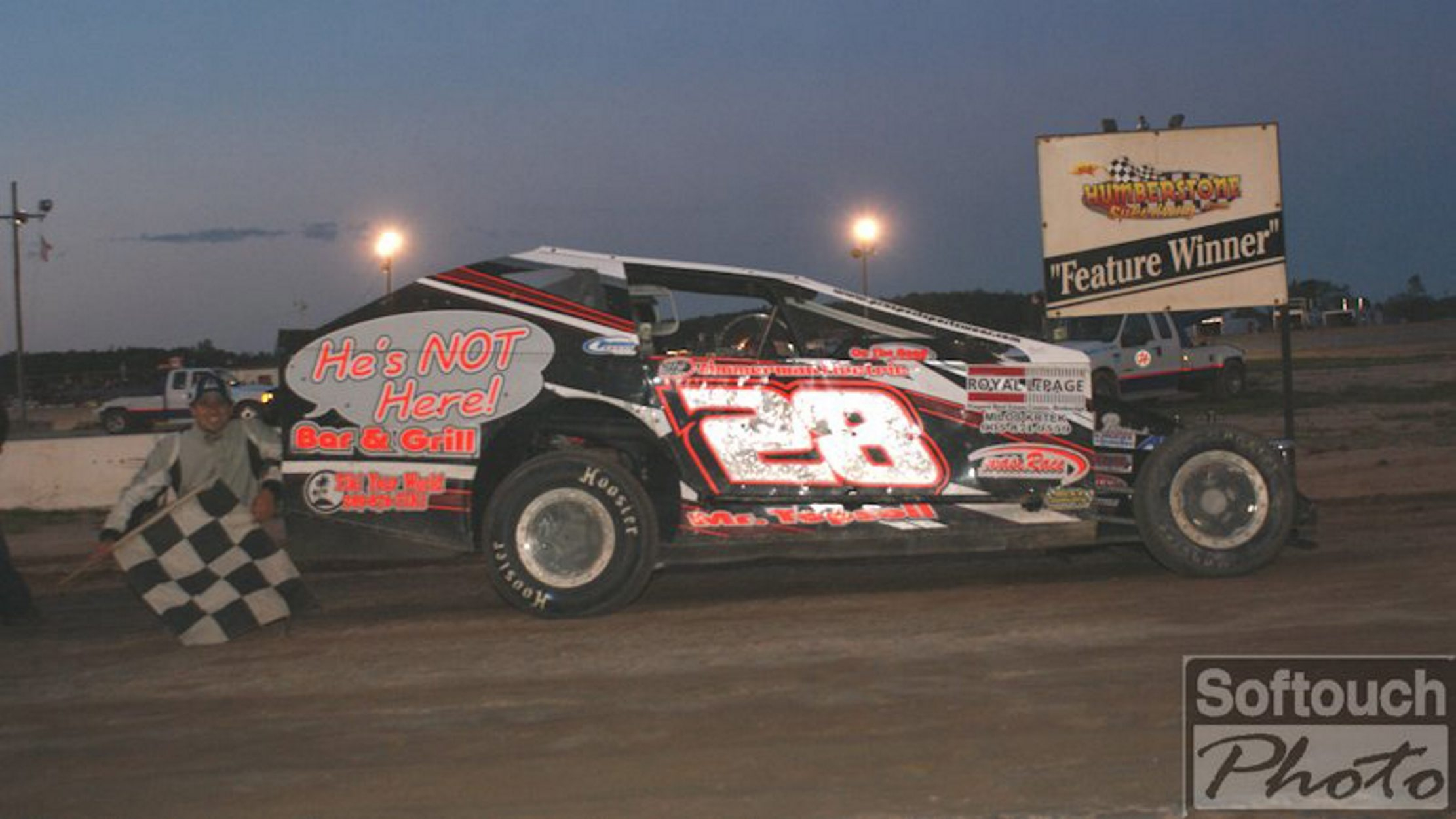 Gary Lindberg, with six DIRTcar Sportsman victories at New Humberstone Speedway, is clinging to the points lead with two races remaining.