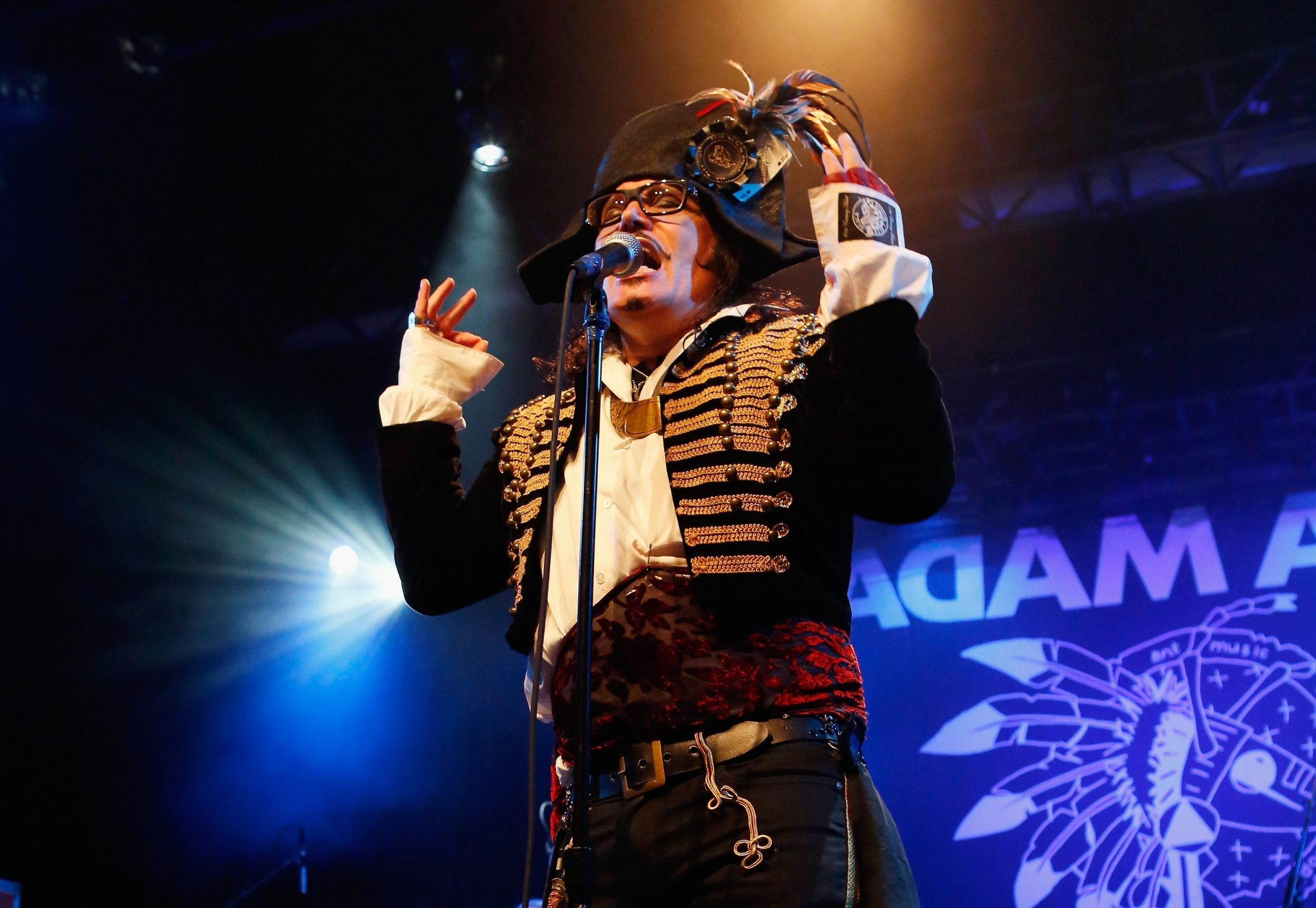 Getty Images   Adam Ant is the headling act at tonight's Thursday at Canalside.