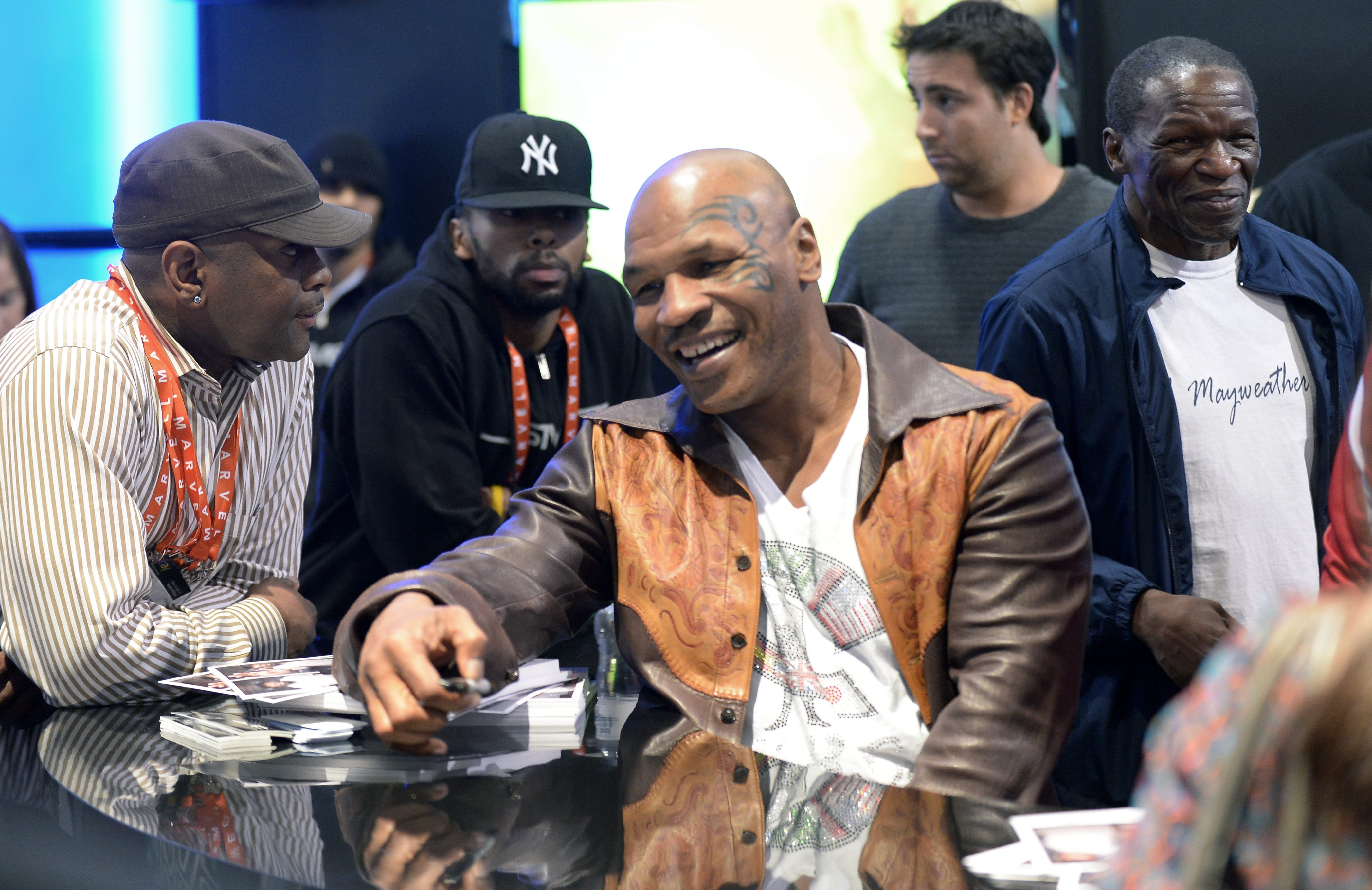 Hall of Famer and former undisputed champion Mike Tyson is making a grand return to the sport that helped make him famous.