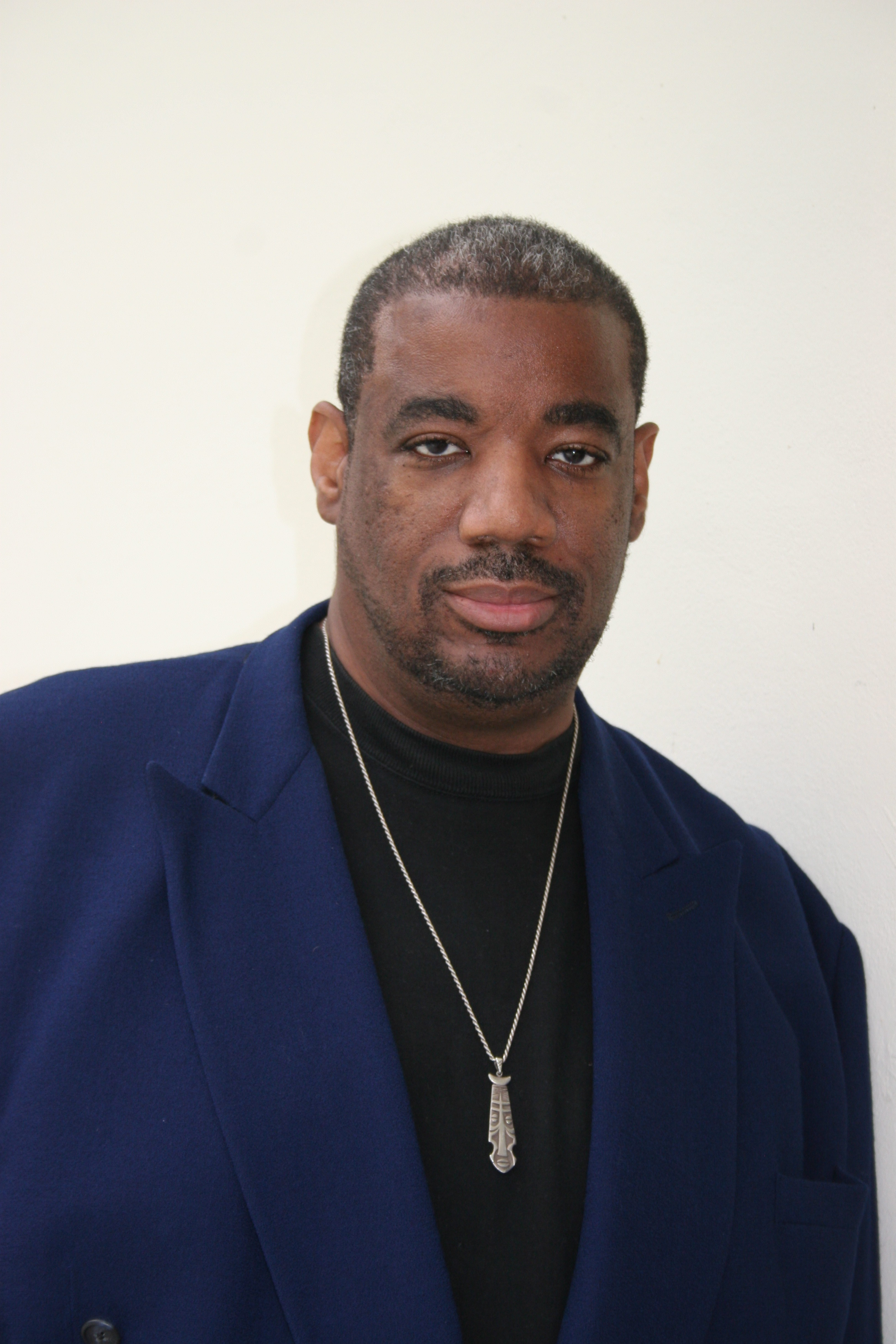 Kevin Mahogany will perform outdoors on the main stage of the Lewiston Jazz Festival Saturday.