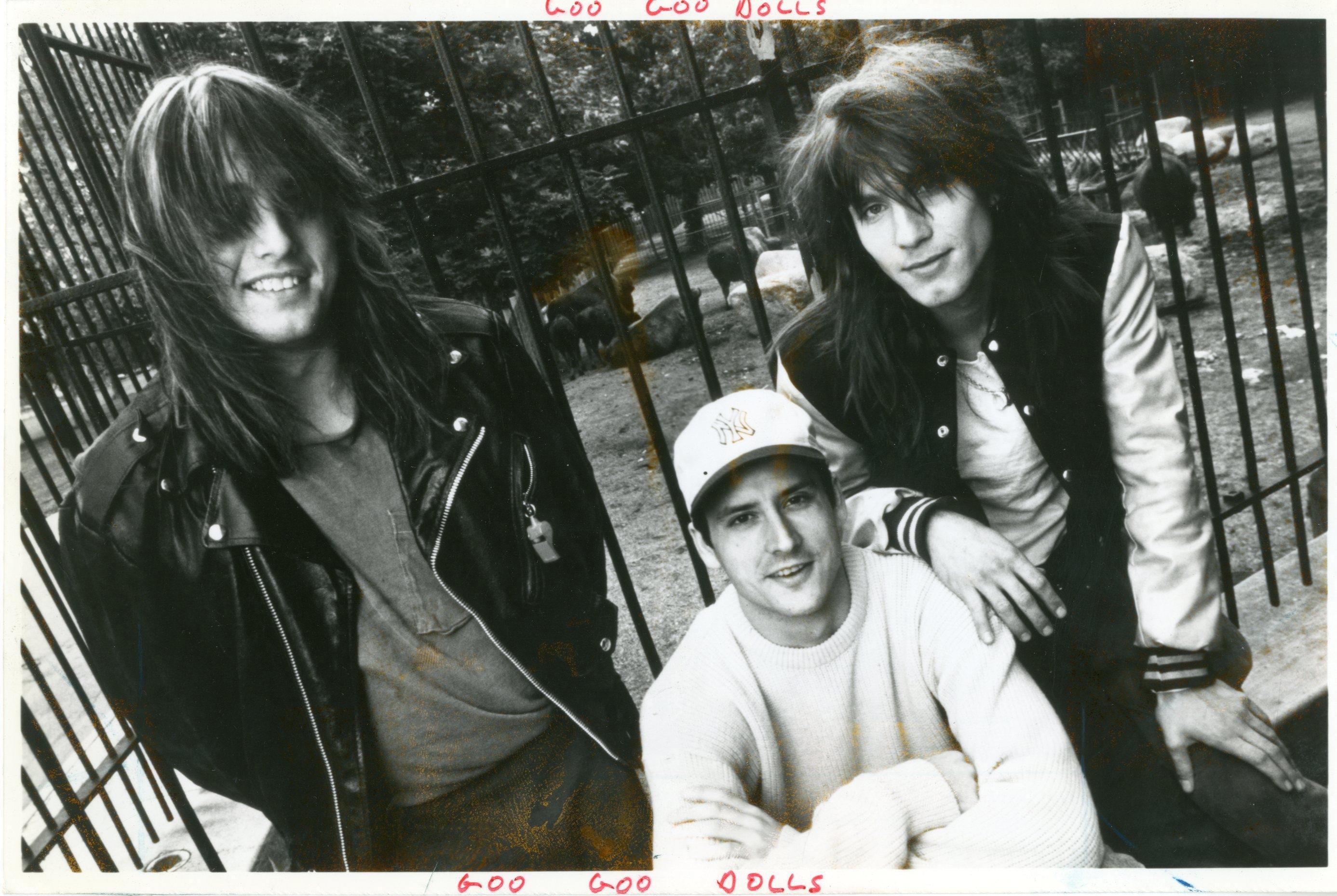 This publicity photo of the Goo Goo Dolls ran in The Buffalo News on Jan. 3, 1994.