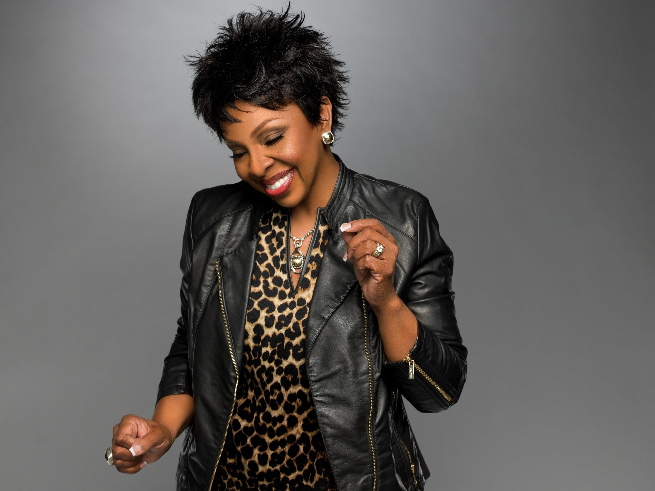 Gladys Knight performs at Artpark Tuesday.