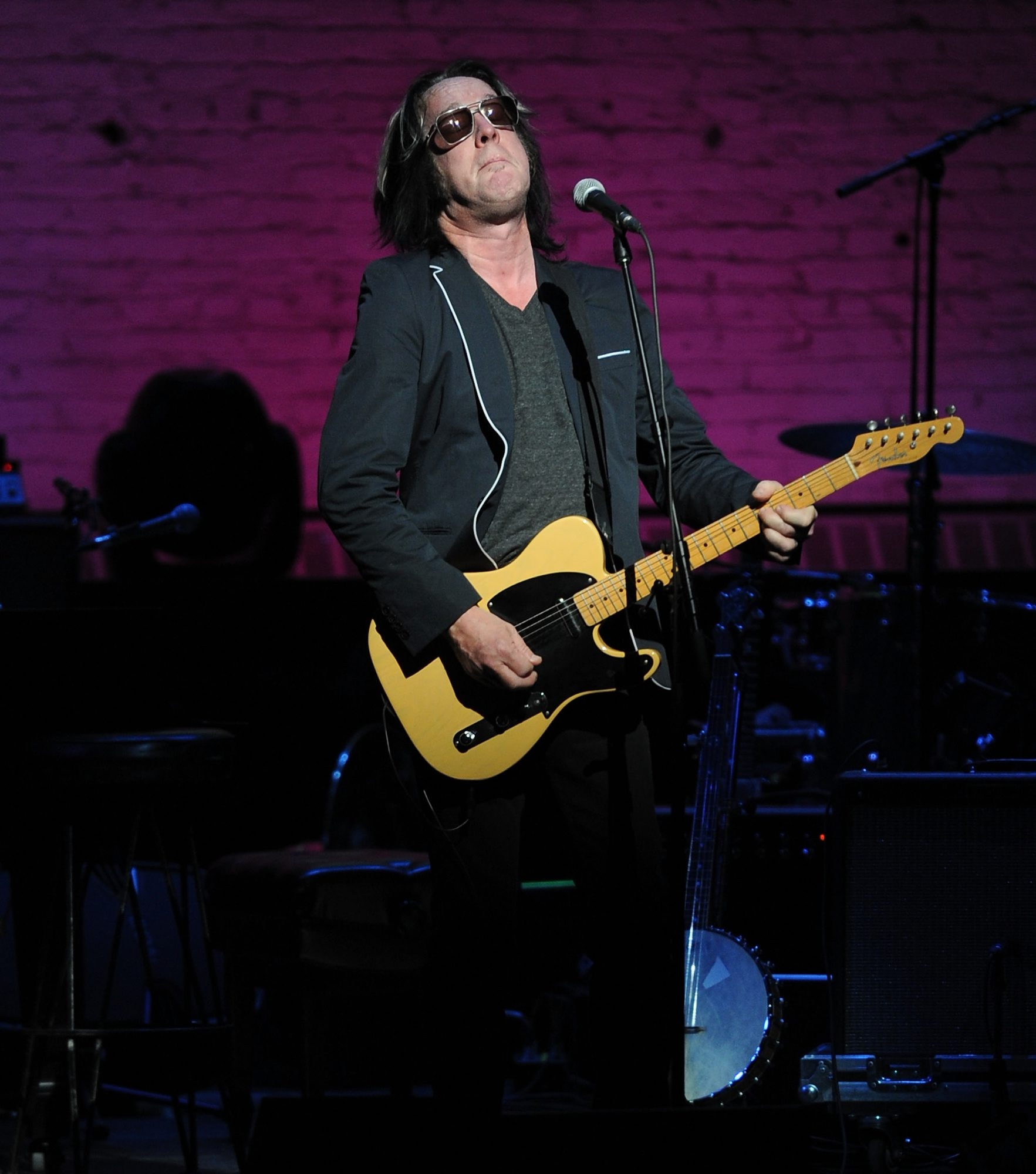 Getty Images  Todd Rundgren performs tonight at Thursday at Canalside.