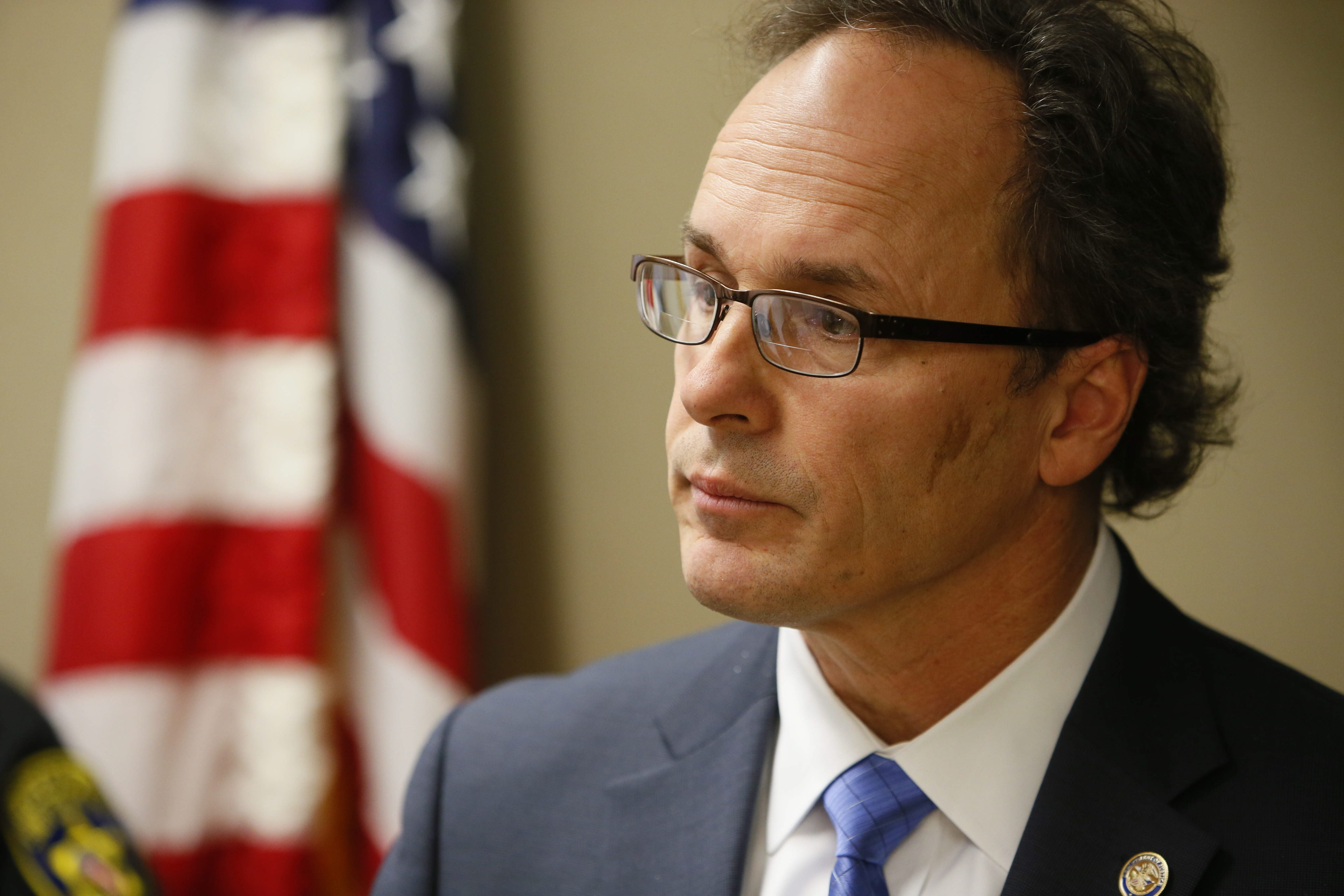 U.S. Attorney William J. Hochul says his office has a track record of already doing what Attorney General Eric Holder has suggested – focusing on drug cases that involve violence or gangs.