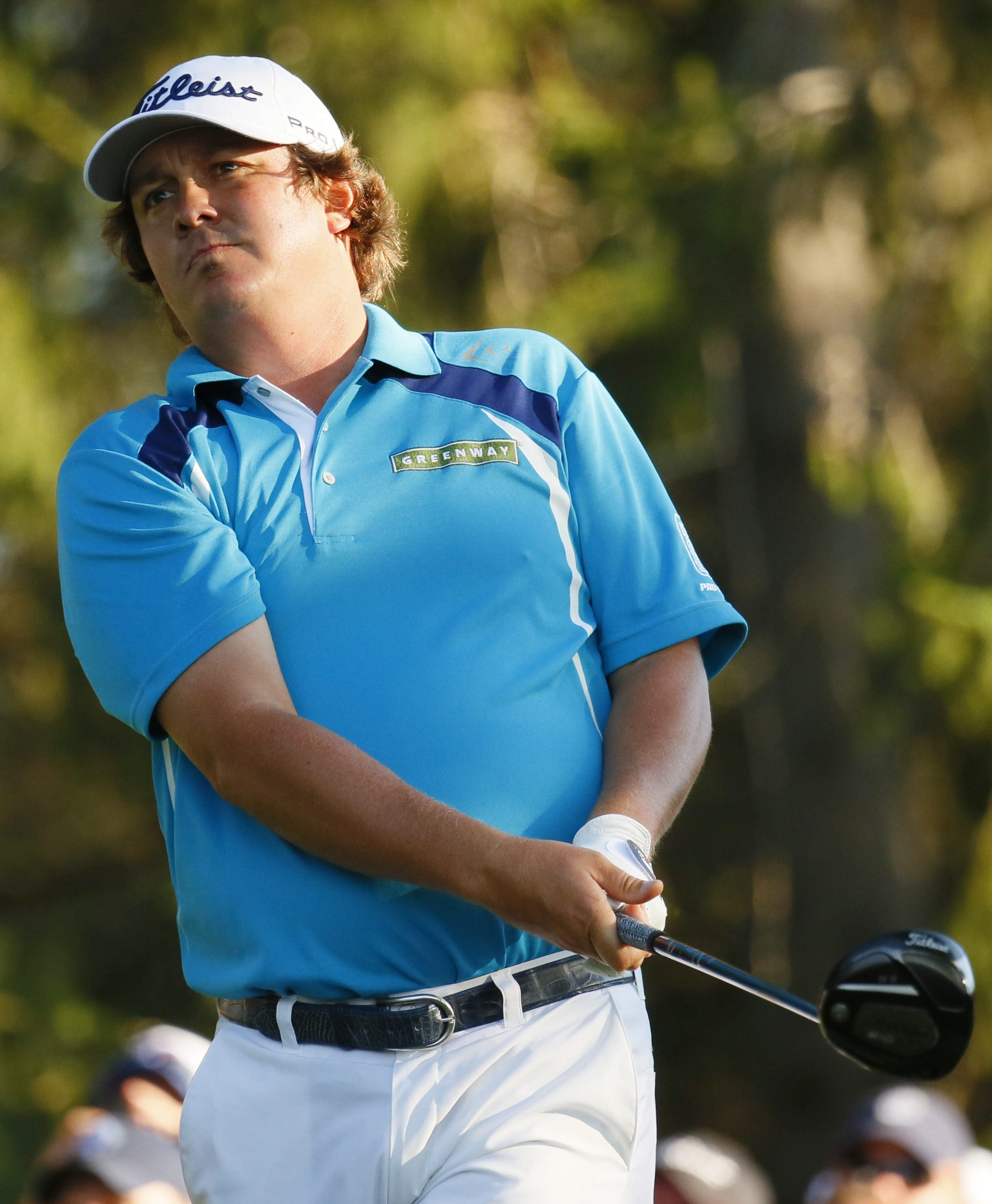 Jason Dufner said it was great to win in a city with such knowledgeable fans.