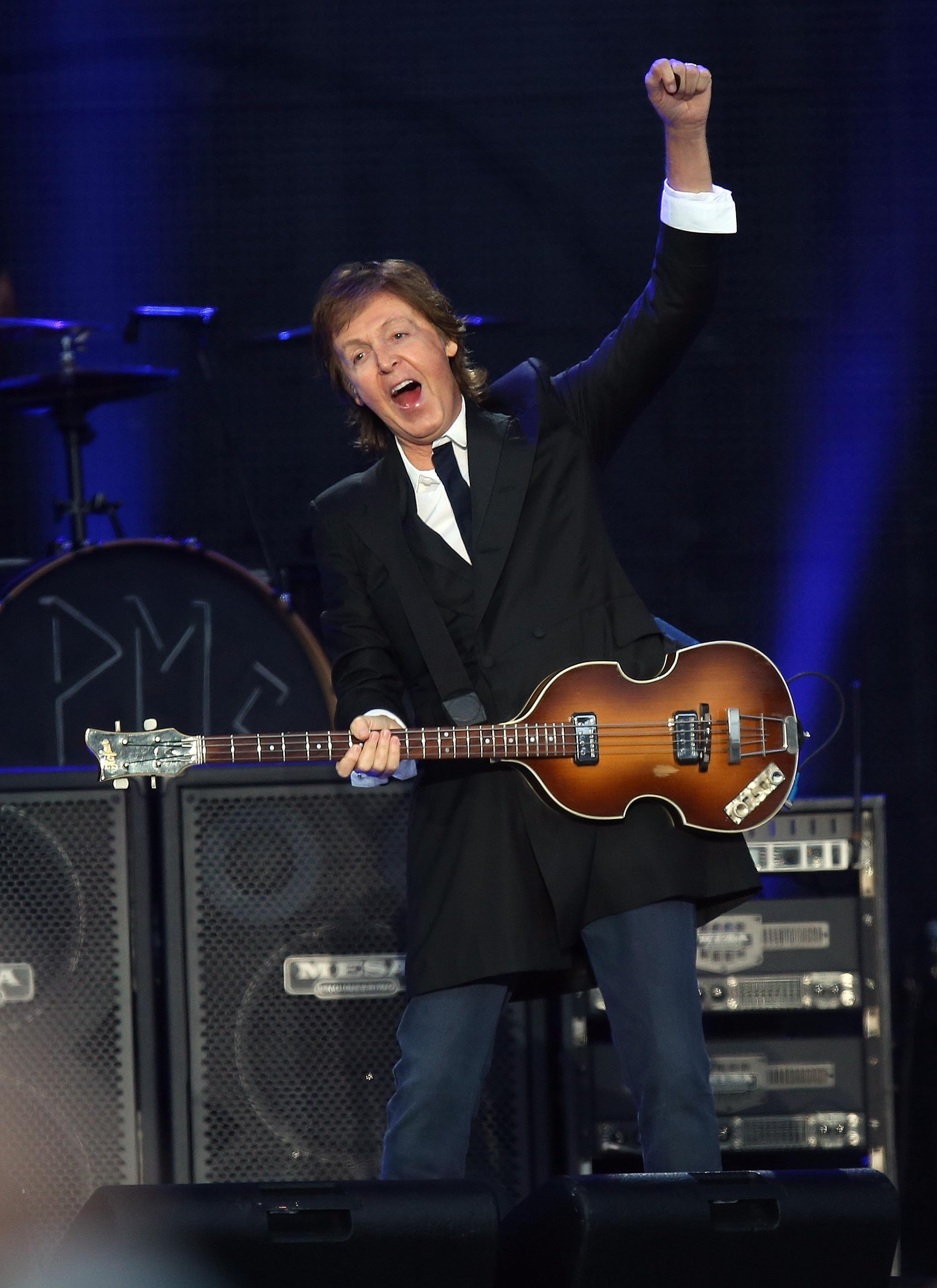 Summer sounds: Paul McCartney was in San Francisco over the weekend, headlining the sixth annual Outside Lands Music and Arts Festival in Golden Gate Park.