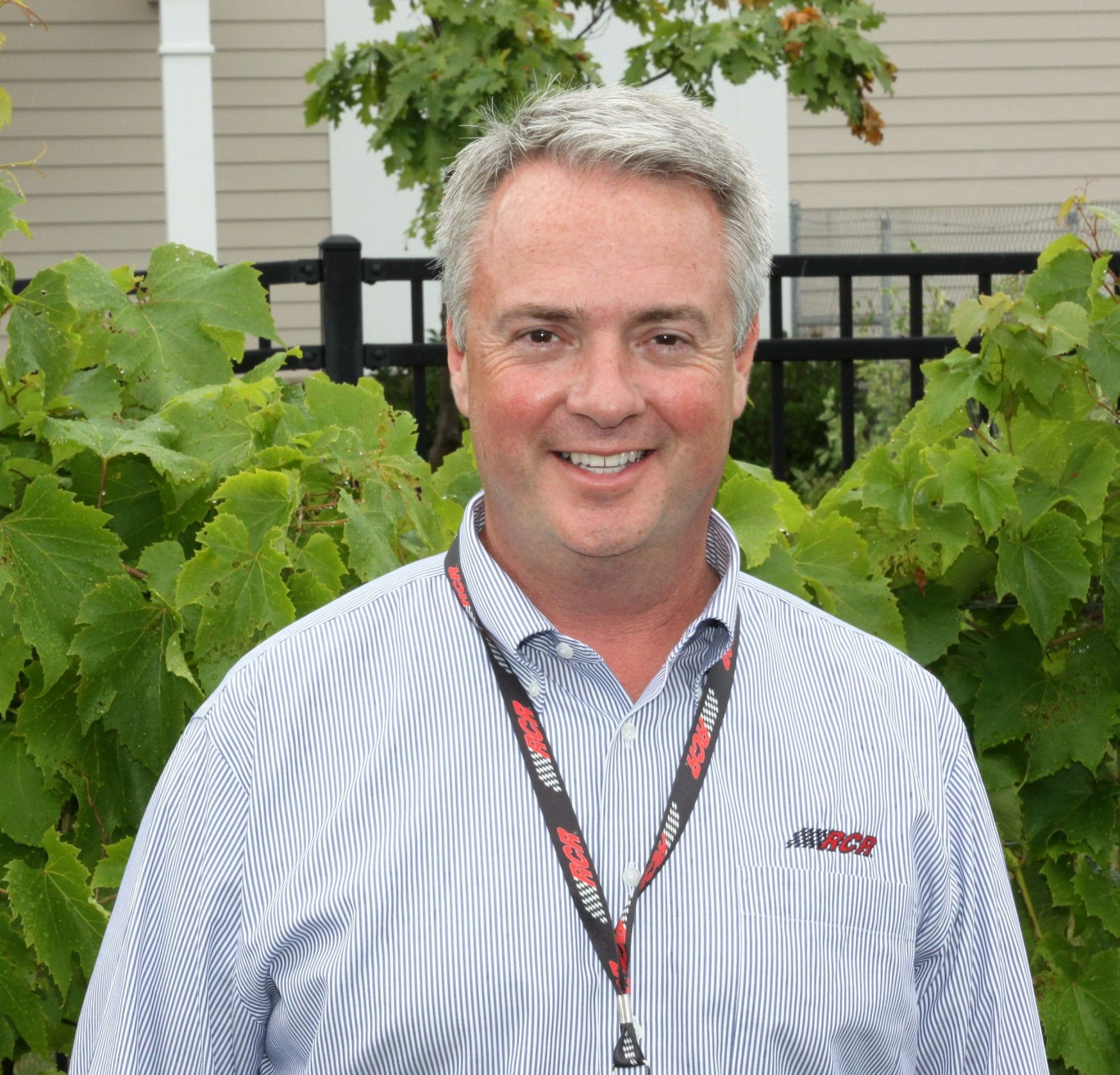 Tim Packman is moving up the NASCAR ladder. He currently works for Richard Childress Racing.
