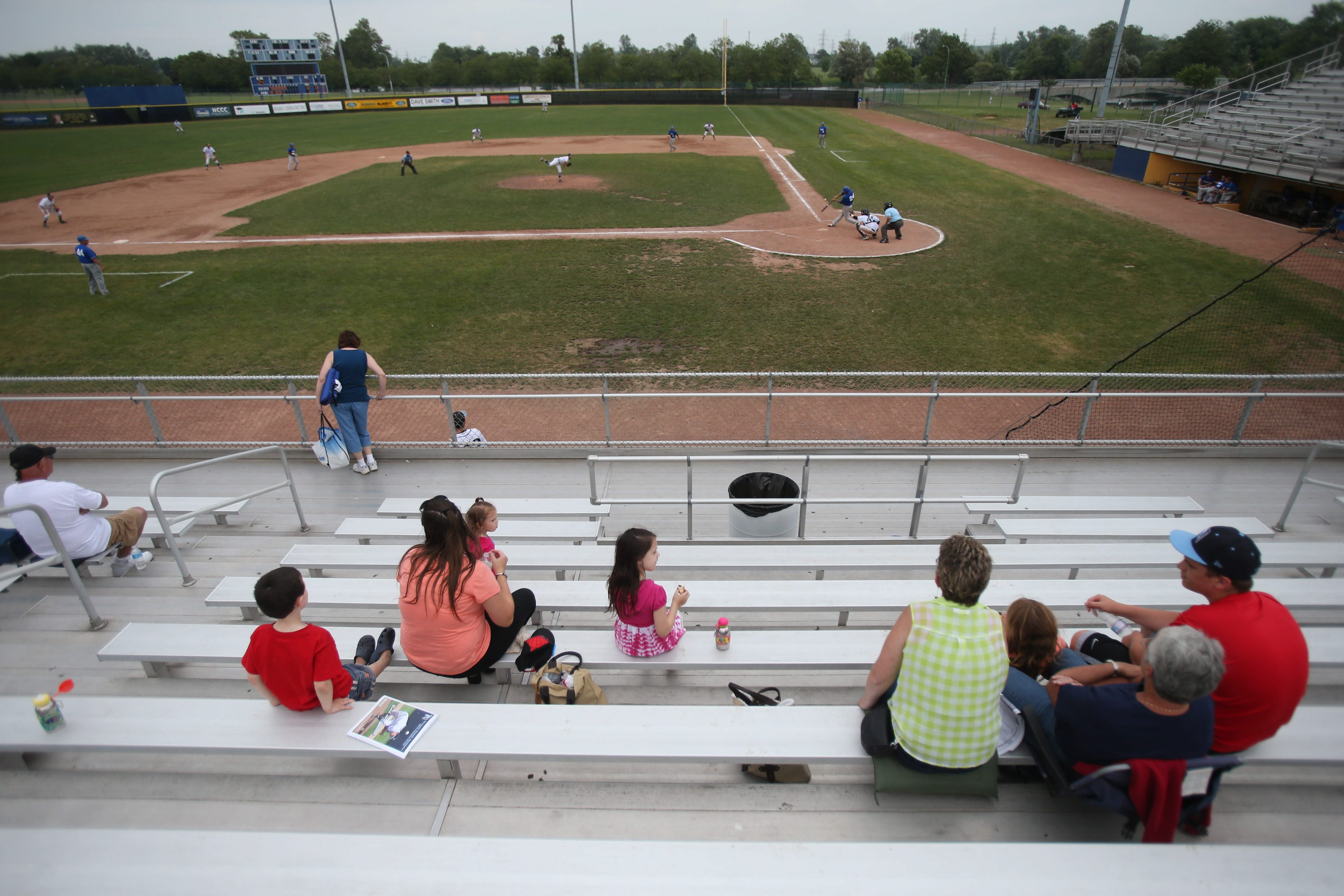 Sal Maglie Stadium is badly in need of repairs, and its future is clouded by the building of an athletic complex at nearby Niagara Falls High School.