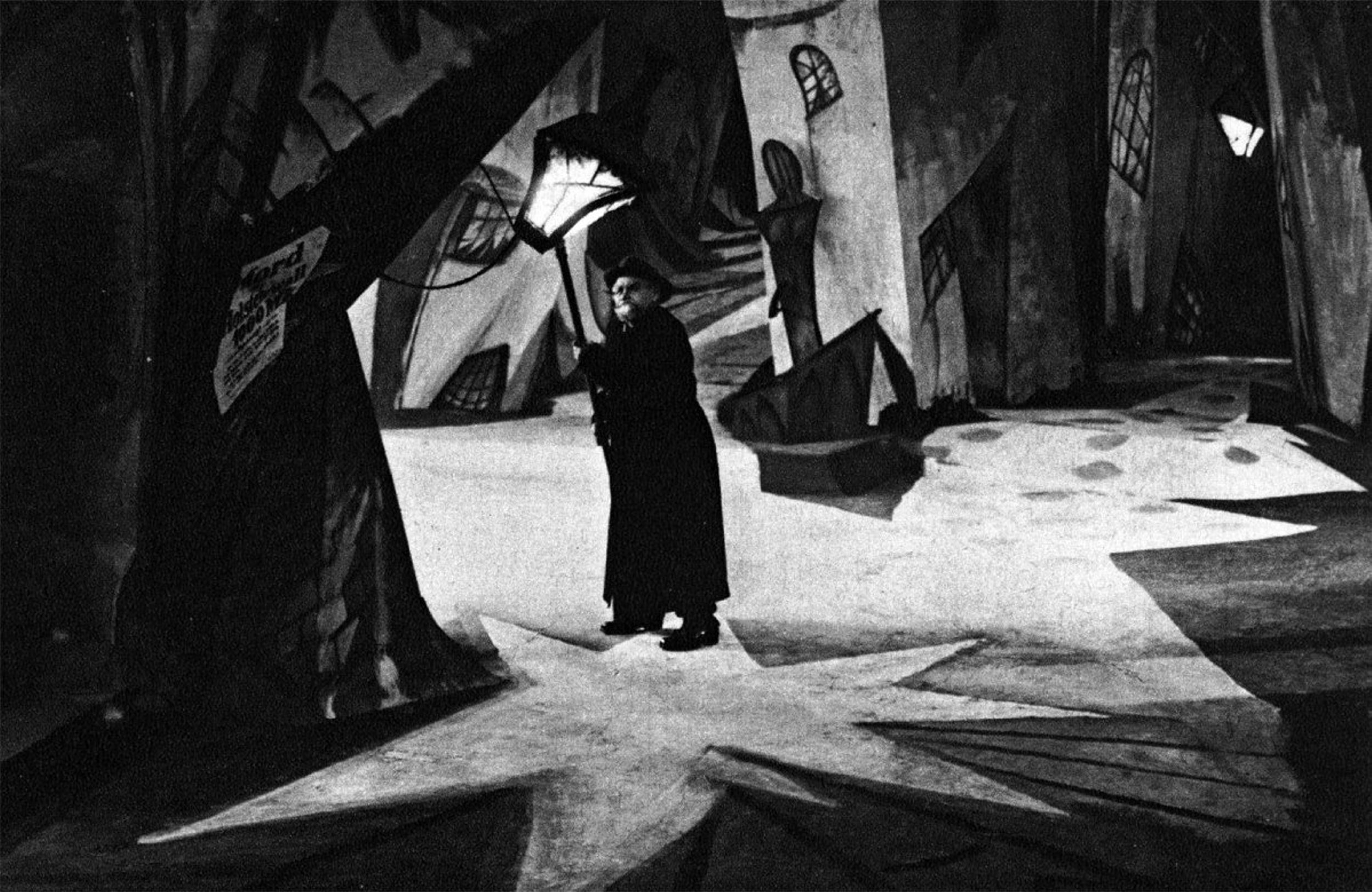 "Kevin Cain debuts his original score to ""The Cabinet of Dr. Caligari"" on Friday."