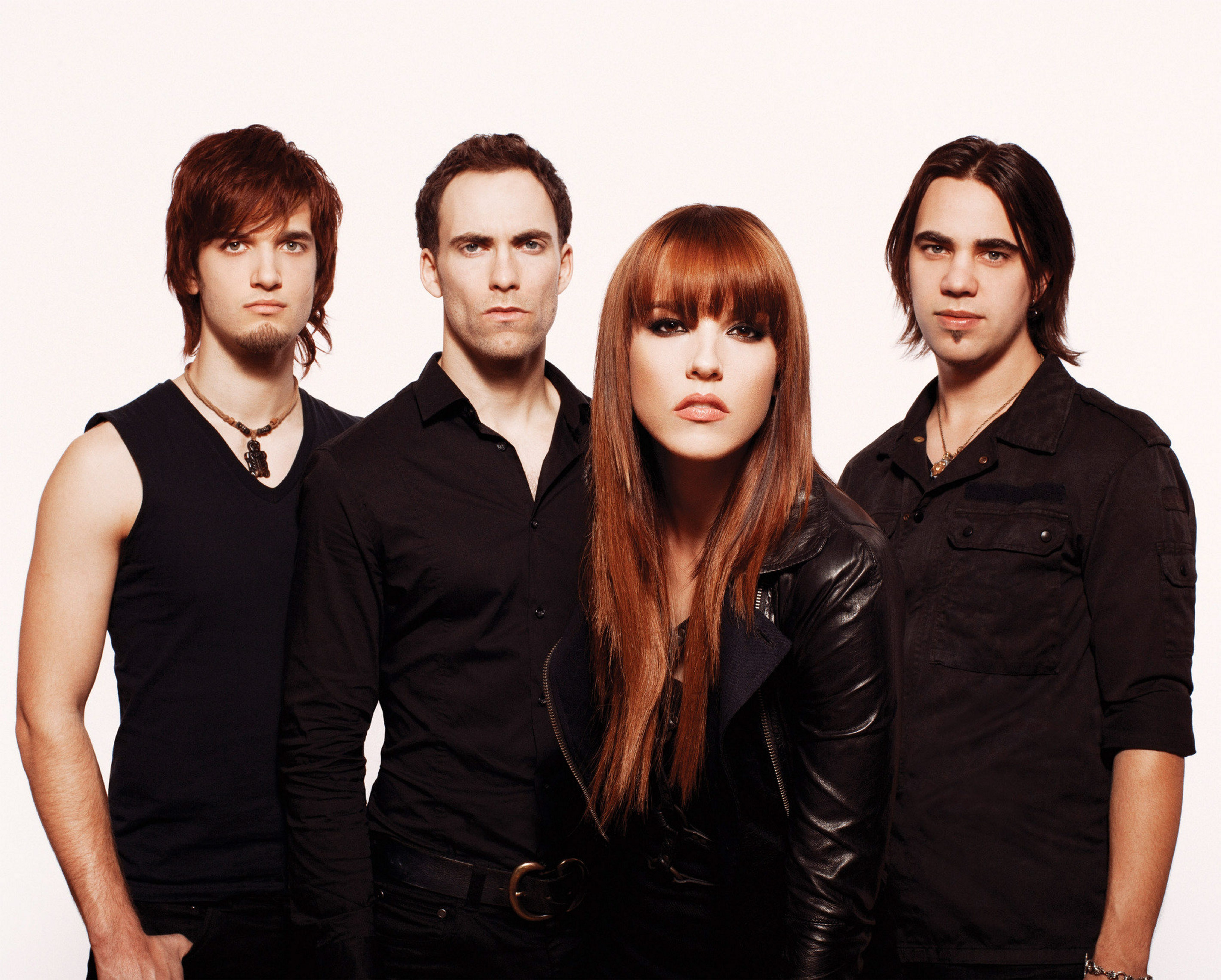 Halestorm performs tonight in Thursday at Canalside.