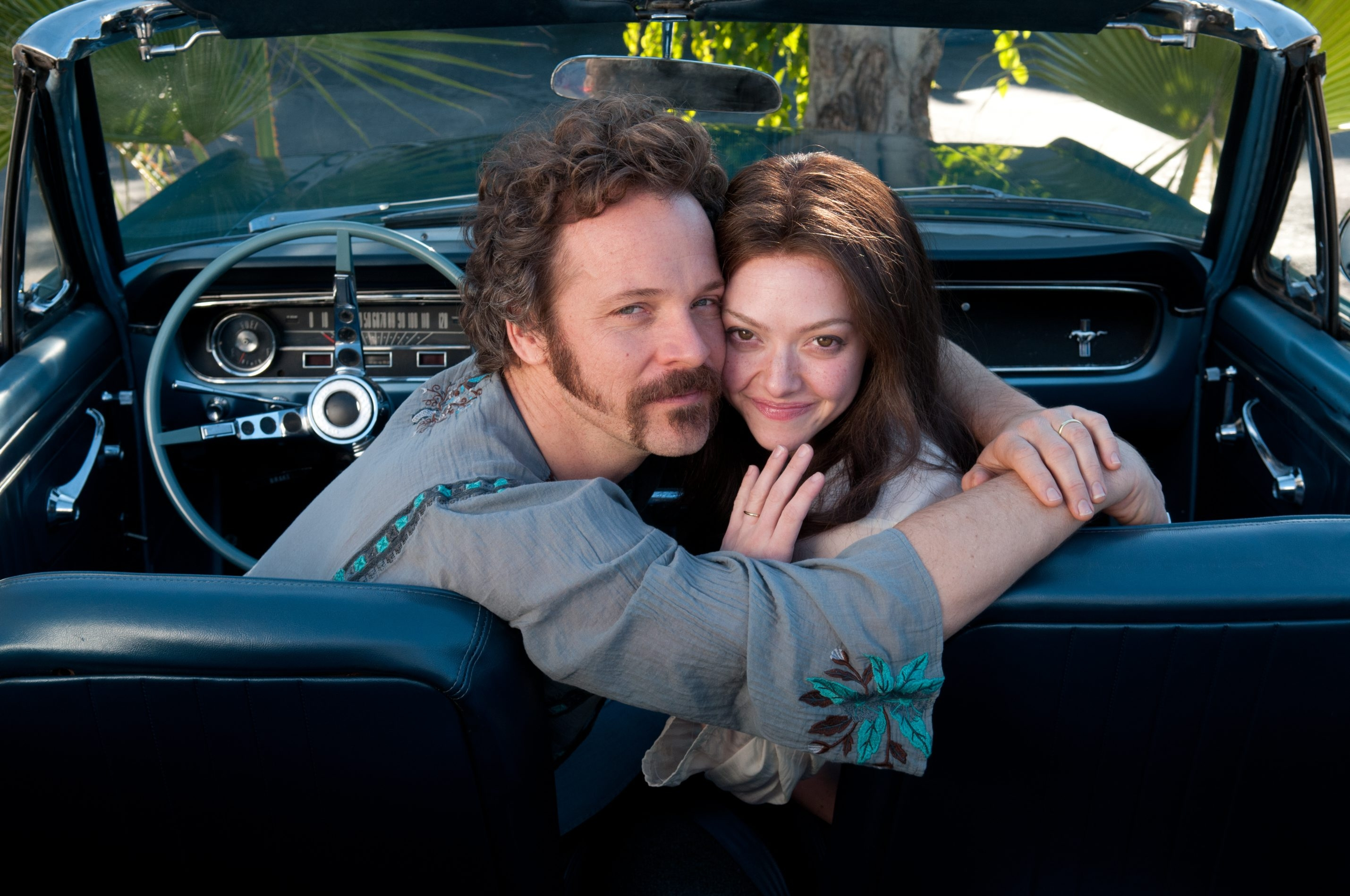 "Peter Sarsgaard and Amanda Seyfried star in ""Lovelace."""