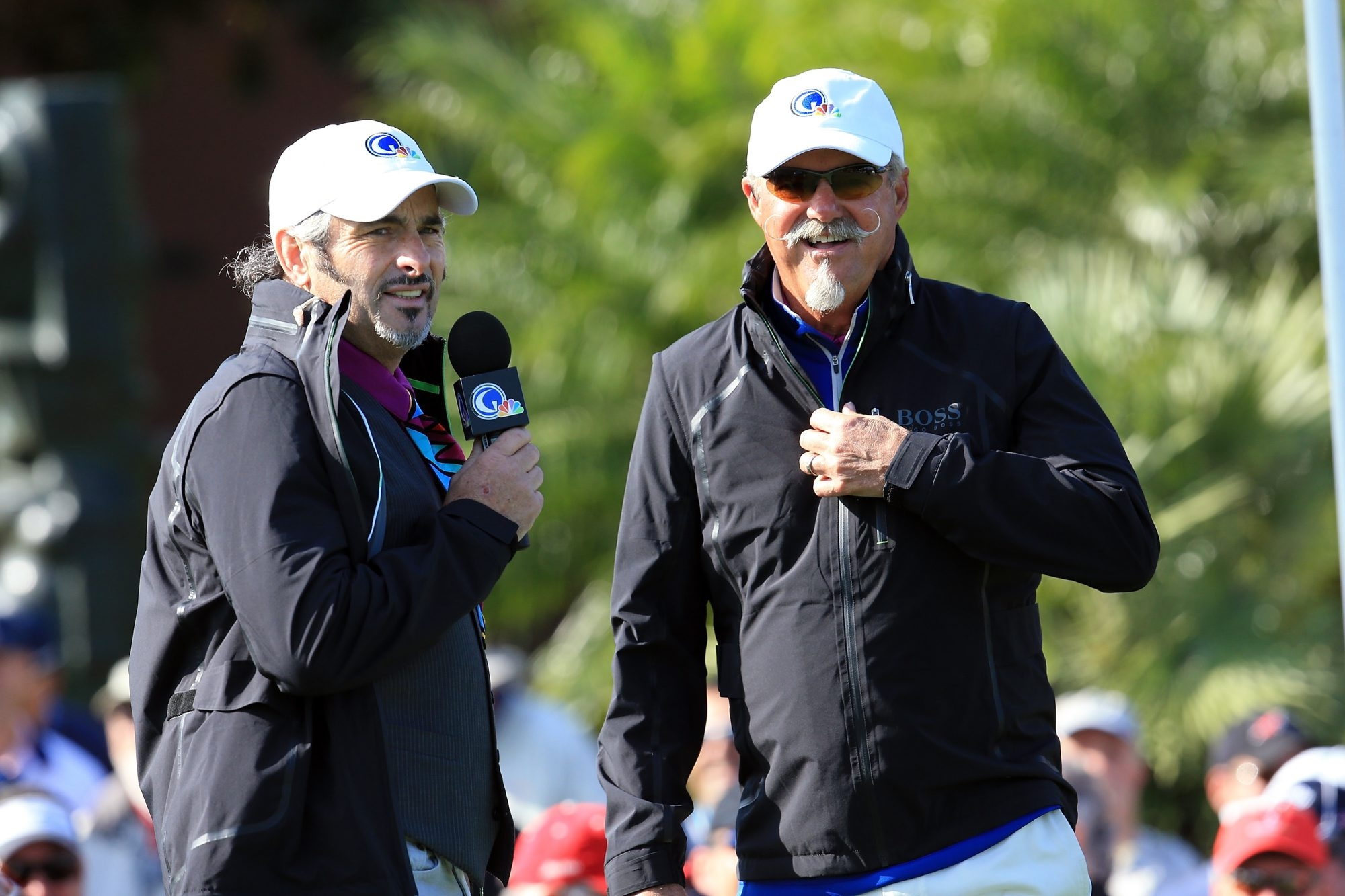 David Feherty is part commentator and part comedian.