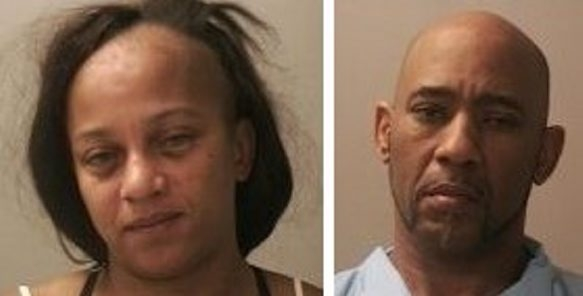 Cammesoa M. Williams, 42, and Richard H. Moore, 50, both of Winston-Salem, N.C., were arrested in the fatal shooting of Falls woman.