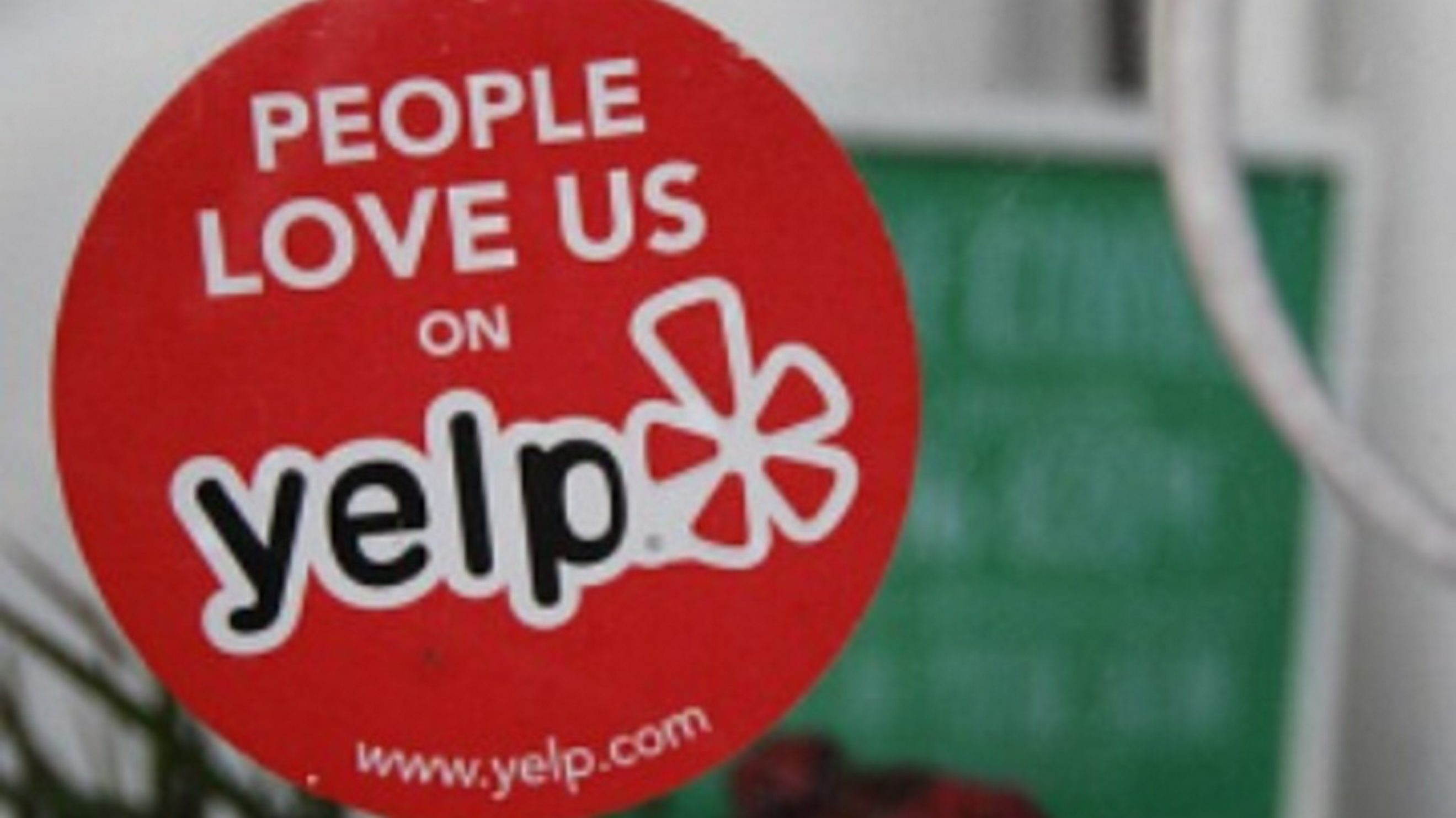 Yelp remains the leading user-review website.
